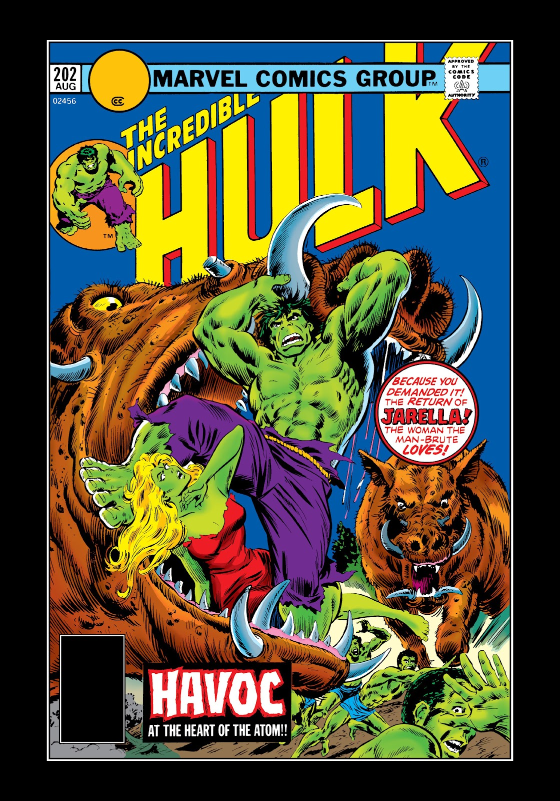 Read online Marvel Masterworks: The Incredible Hulk comic -  Issue # TPB 12 (Part 2) - 37