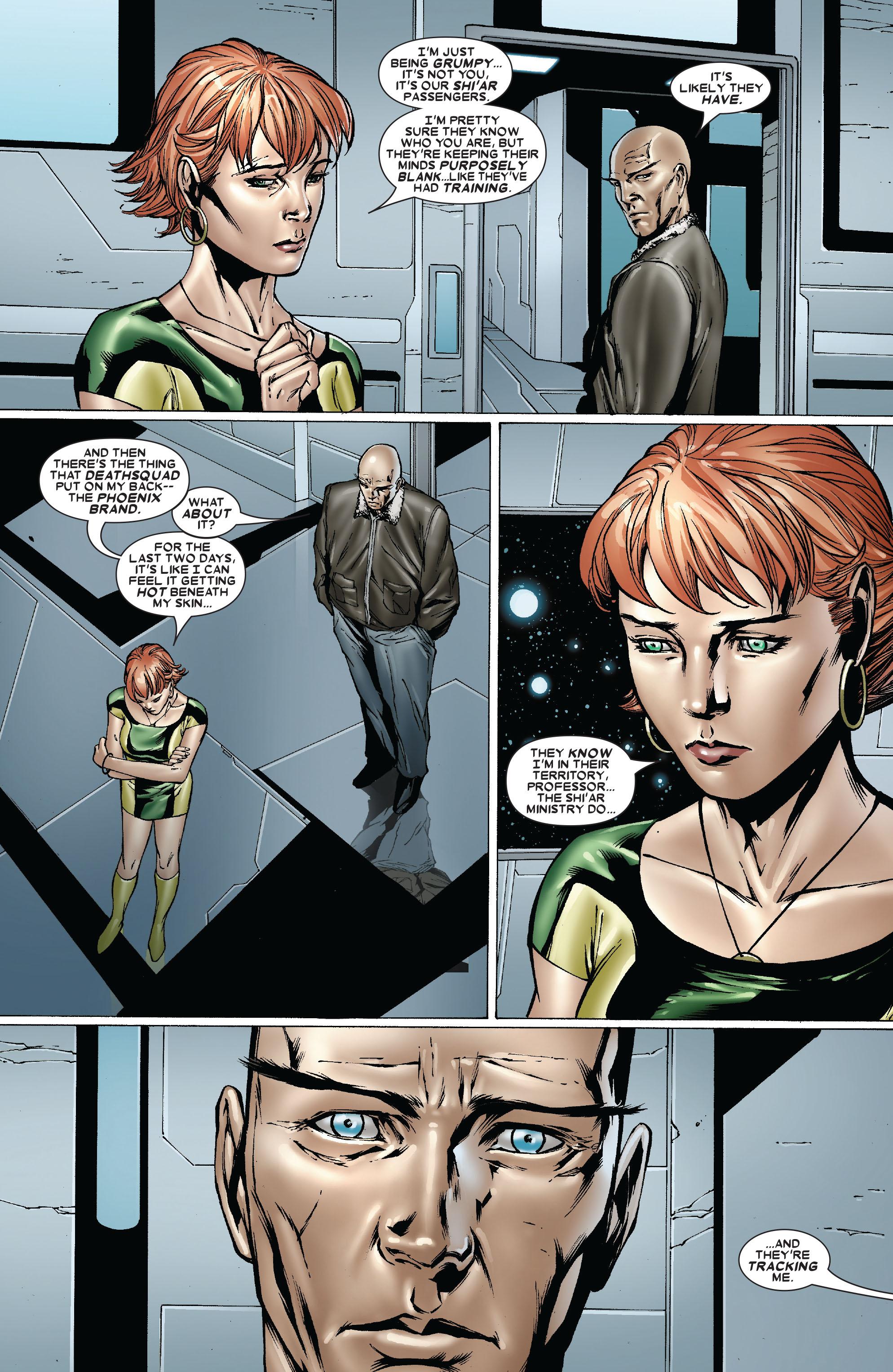 Read online Uncanny X-Men (1963) comic -  Issue #479 - 8