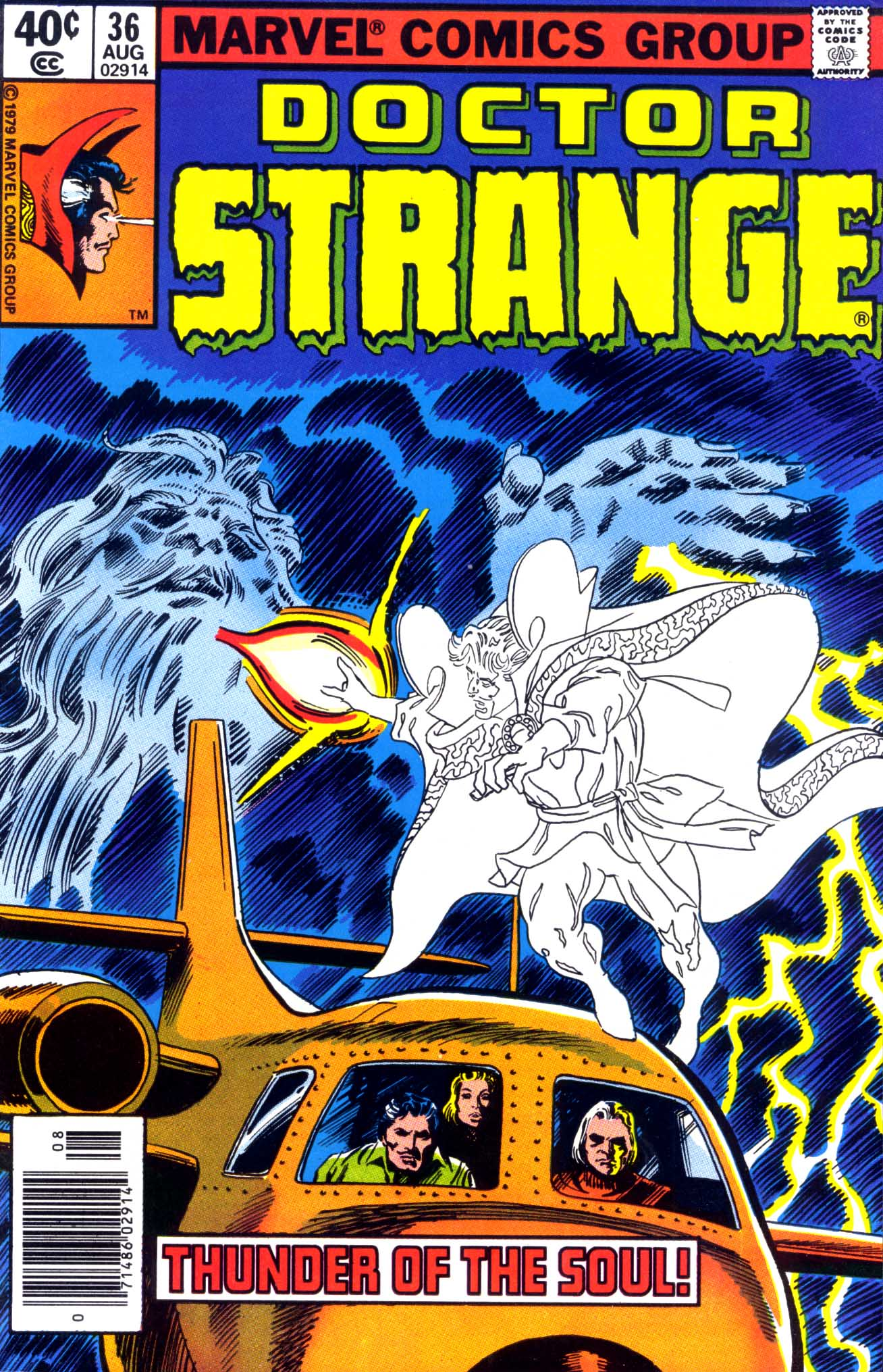 Doctor Strange (1974) 36 Page 1