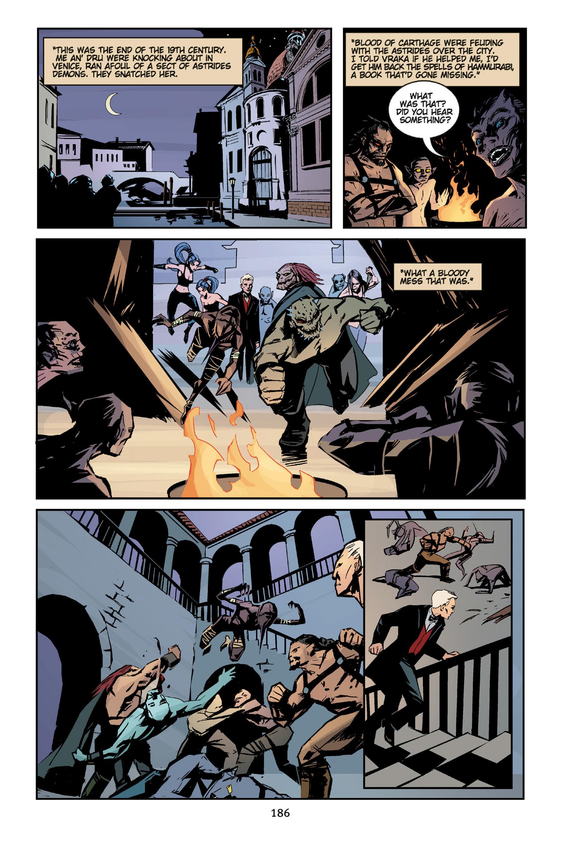Read online Buffy the Vampire Slayer: Omnibus comic -  Issue # TPB 5 - 186