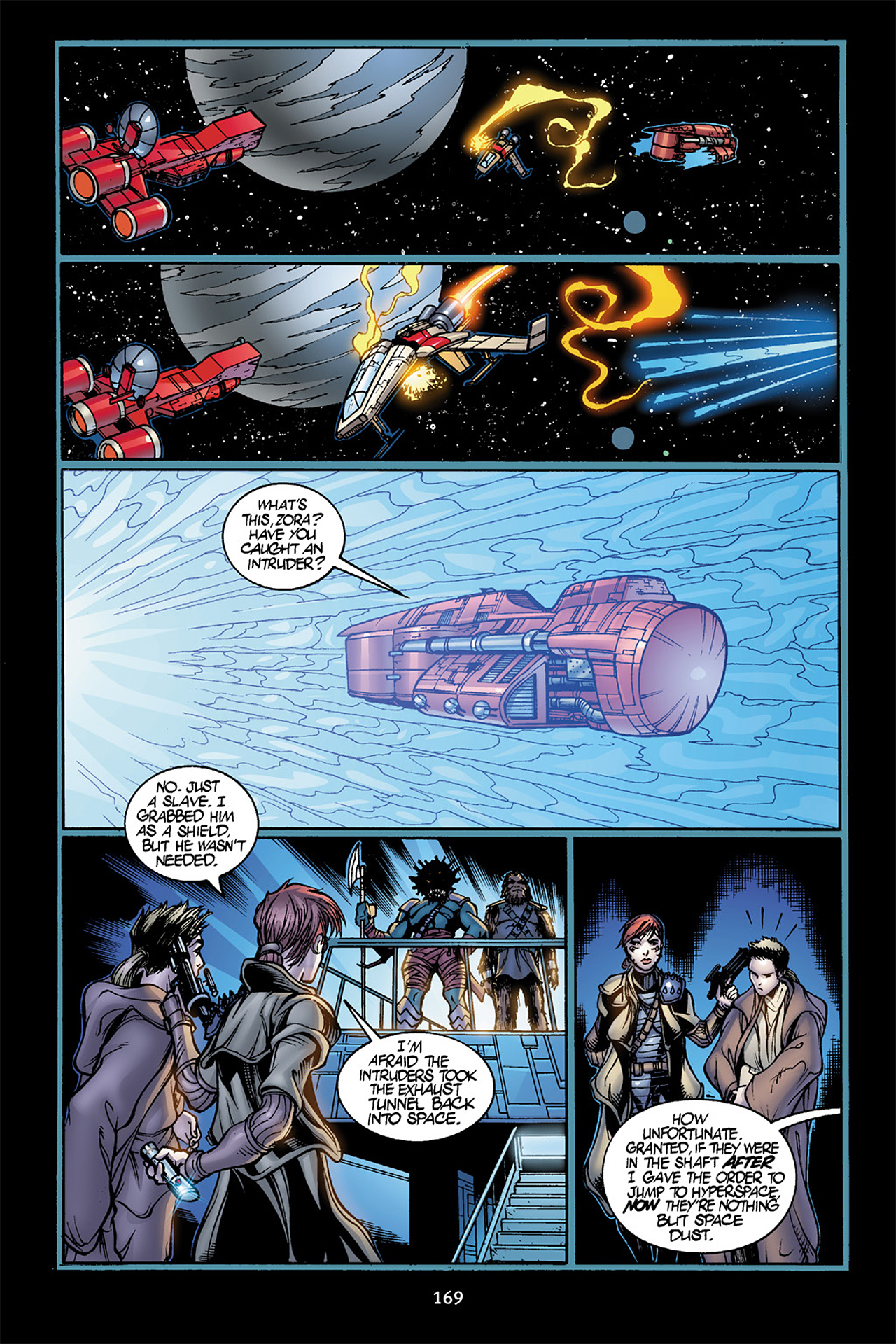 Read online Star Wars Omnibus comic -  Issue # Vol. 10 - 168