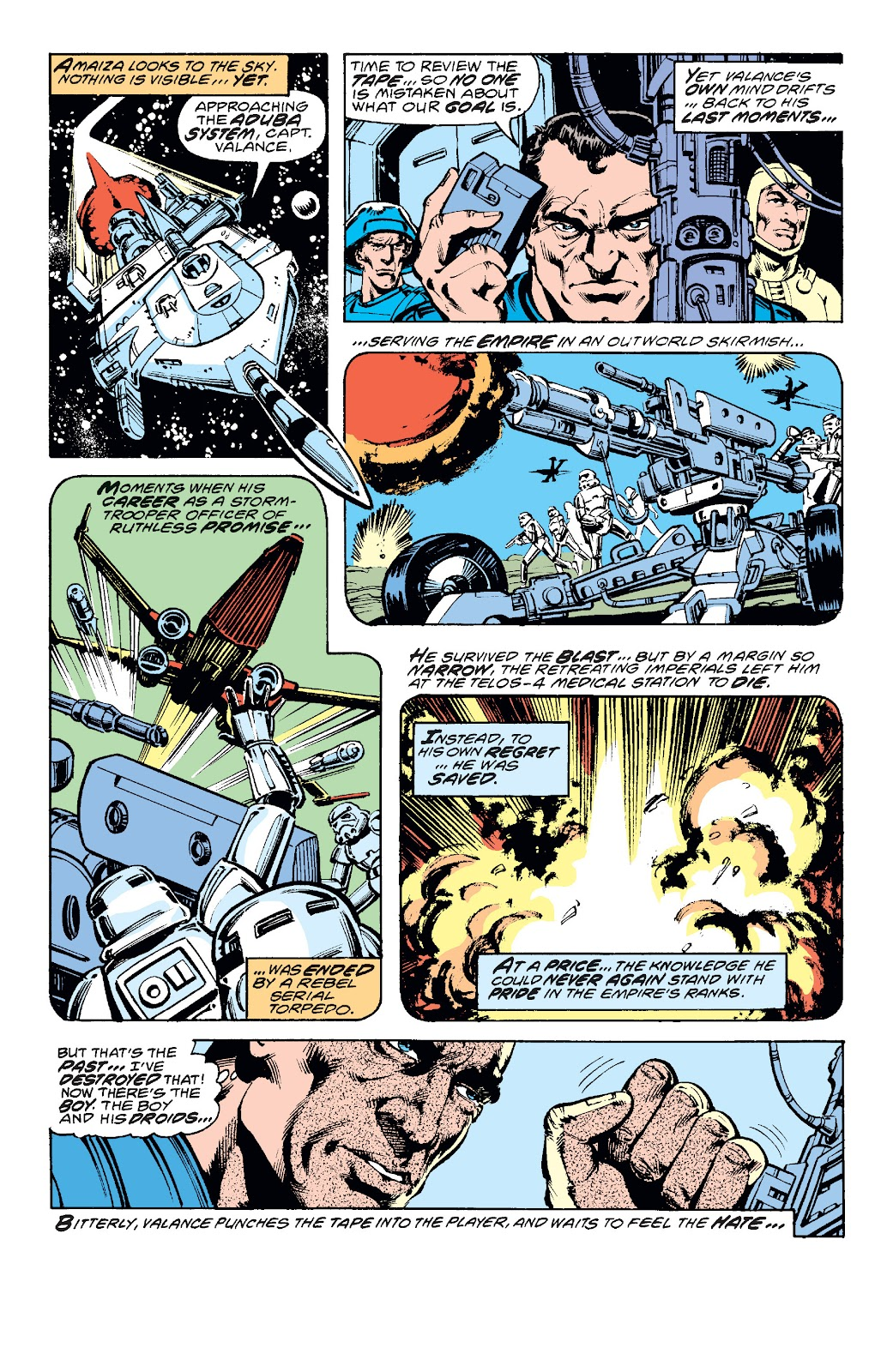 Read online Star Wars Legends: The Original Marvel Years - Epic Collection comic -  Issue # TPB 1 (Part 3) - 87