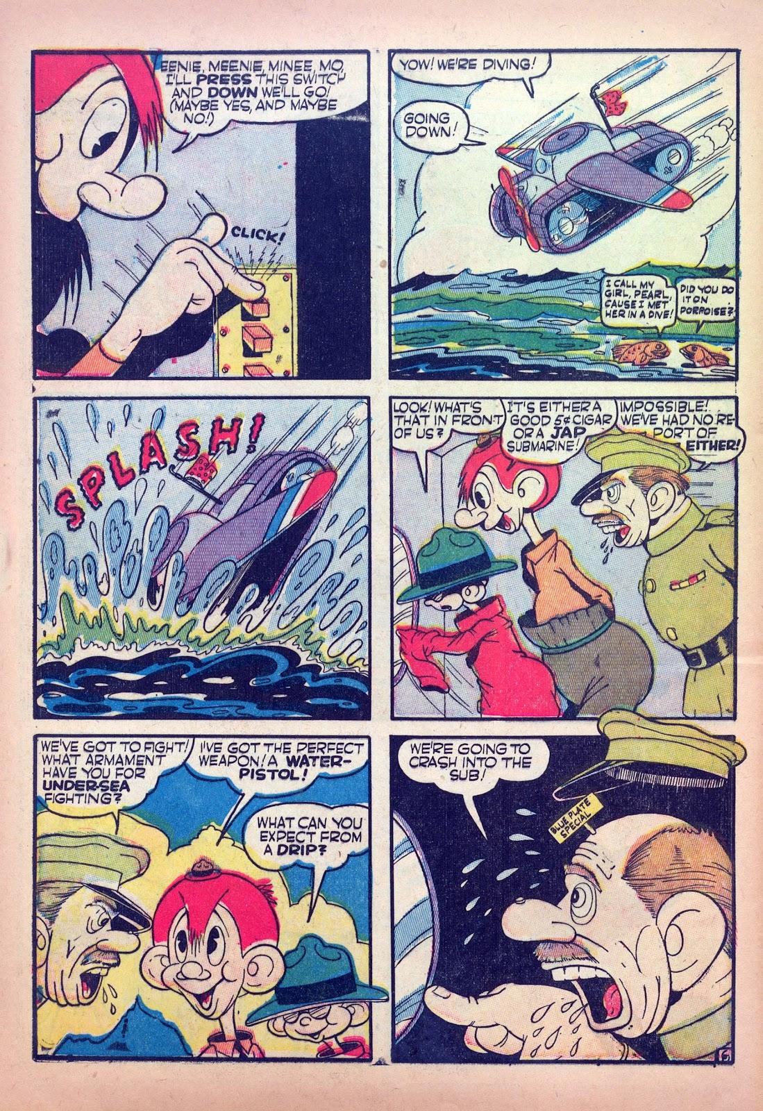 Read online Joker Comics comic -  Issue #13 - 54