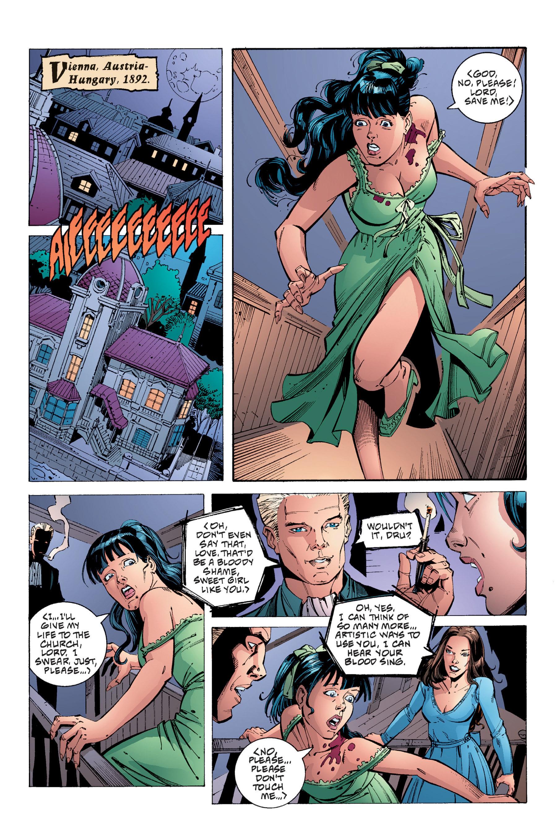 Read online Buffy the Vampire Slayer: Omnibus comic -  Issue # TPB 4 - 302