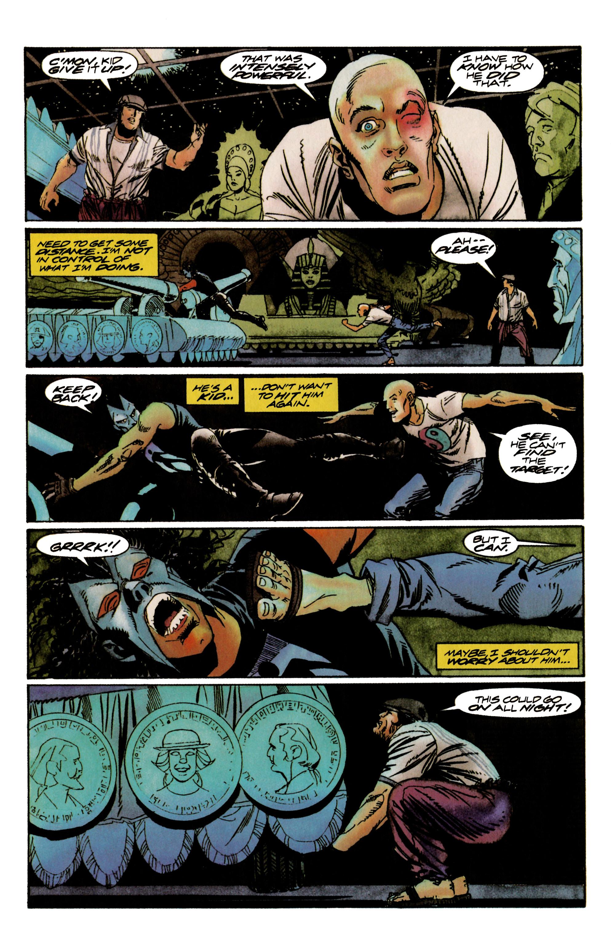 Read online Shadowman (1992) comic -  Issue #17 - 12