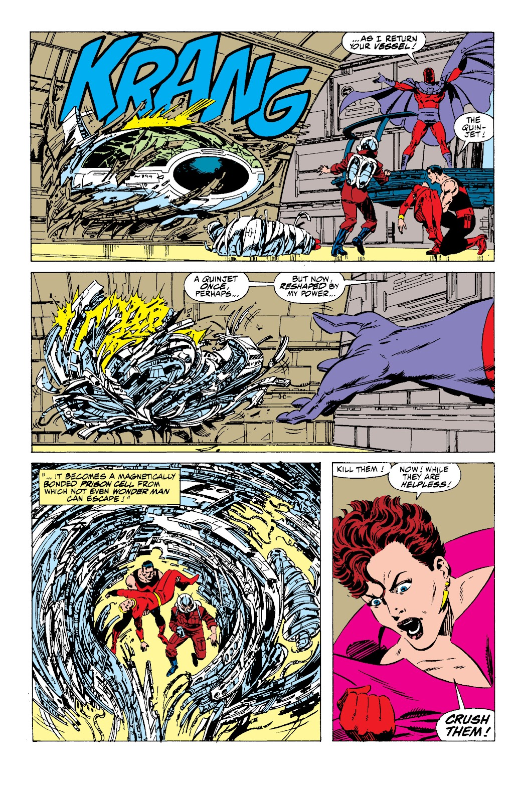 Avengers West Coast (1989) issue 57 - Page 21