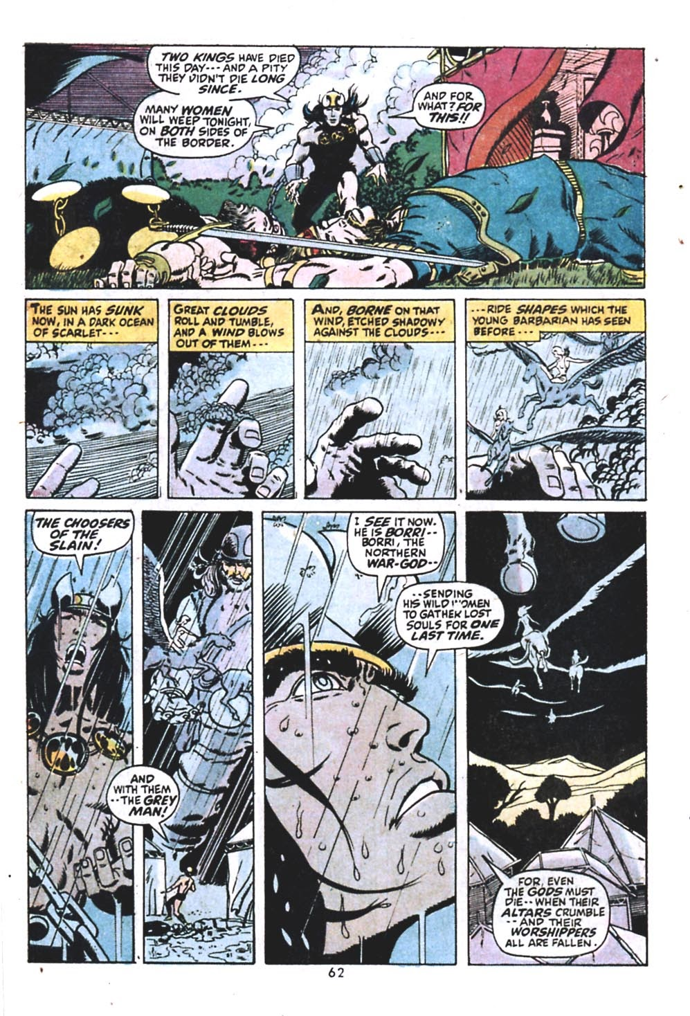 Giant-Size Conan issue 1 - Page 51