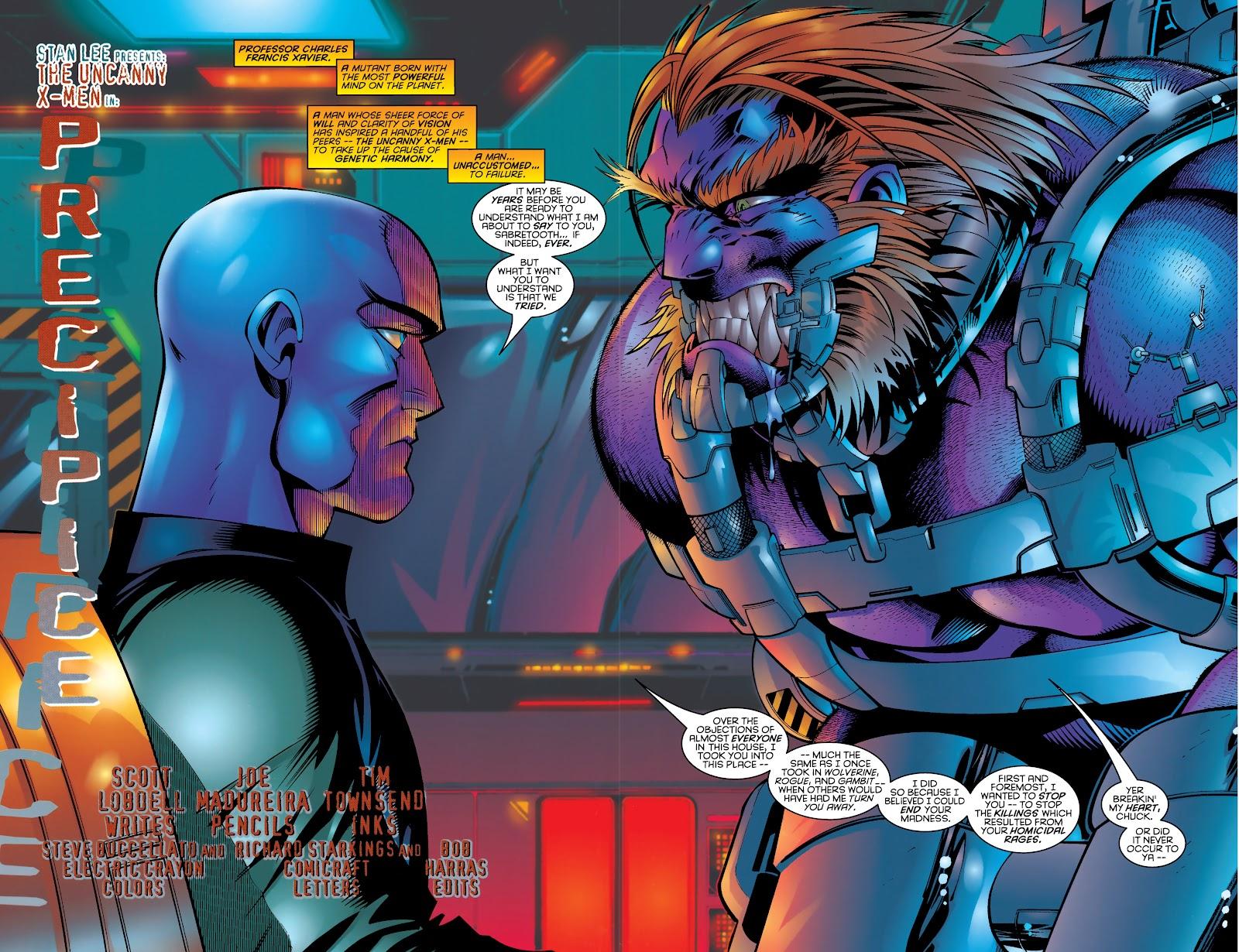 Uncanny X-Men (1963) issue 328 - Page 3