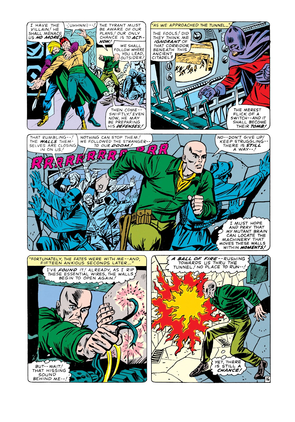 Uncanny X-Men (1963) issue 20 - Page 17