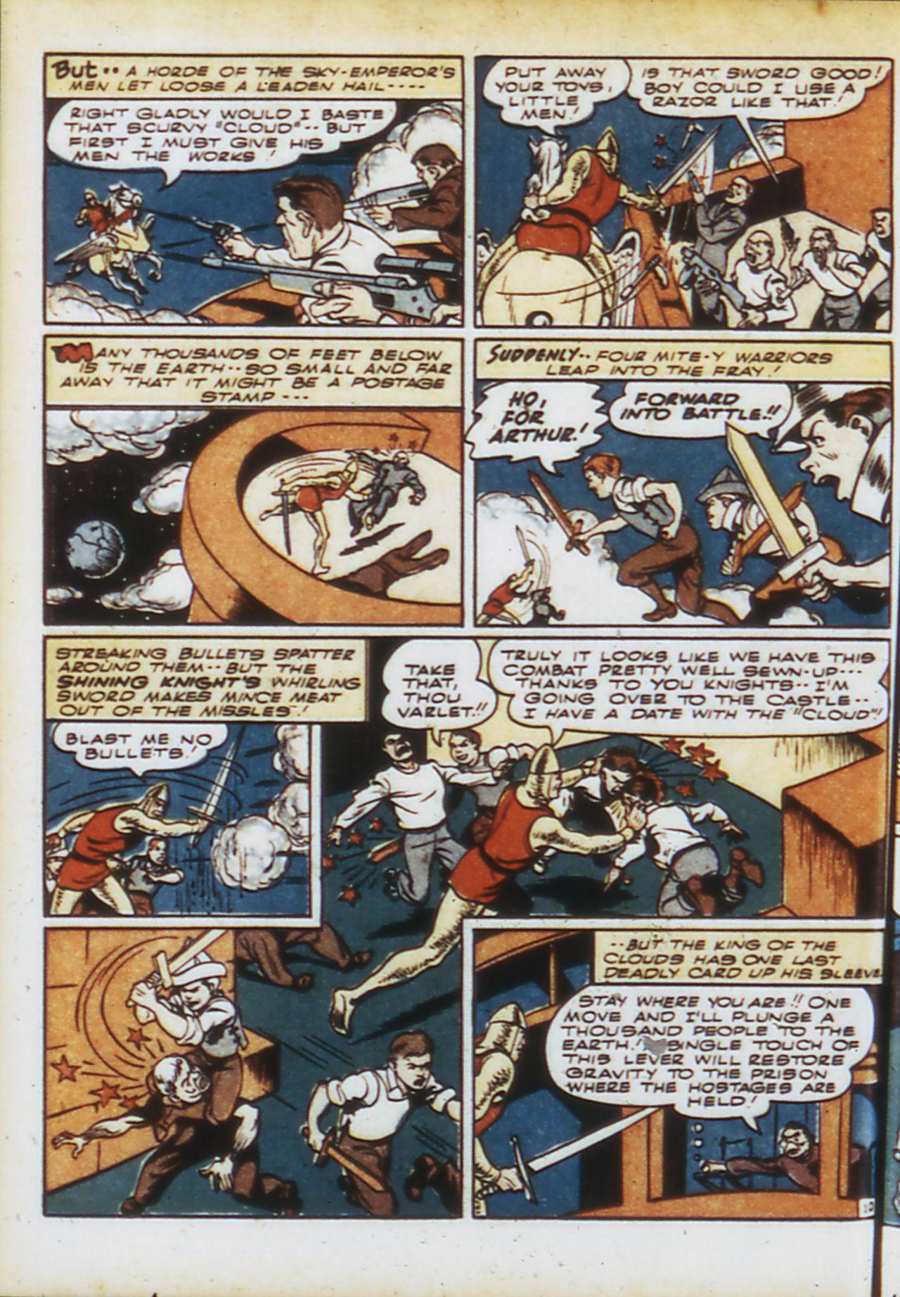 Read online Adventure Comics (1938) comic -  Issue #74 - 43