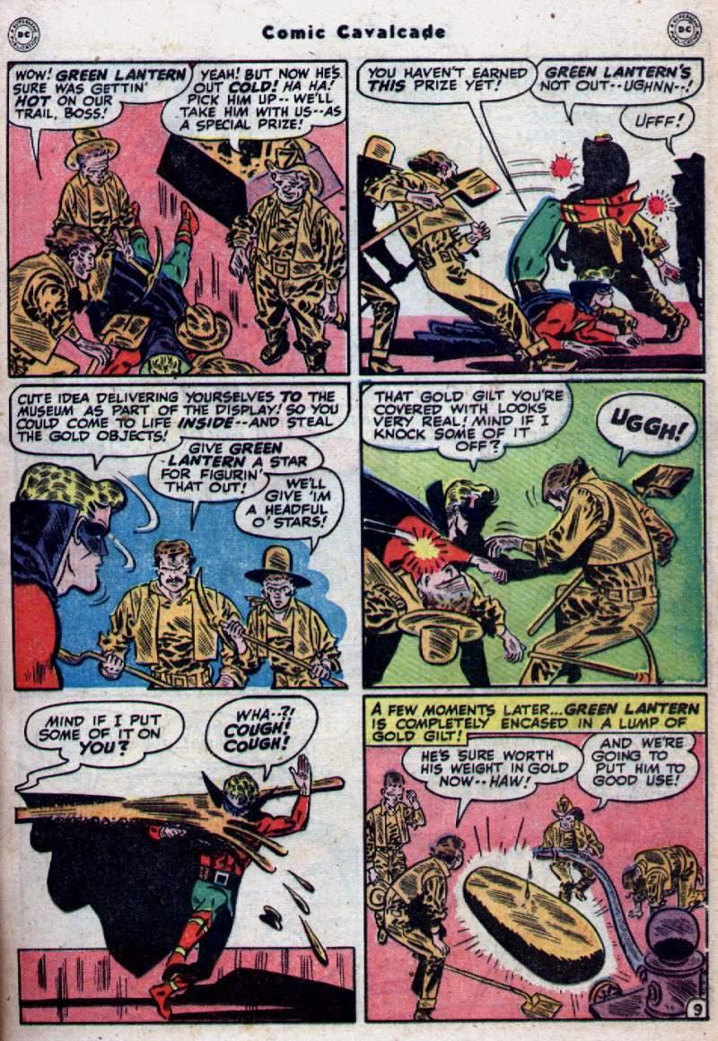 Comic Cavalcade issue 28 - Page 37
