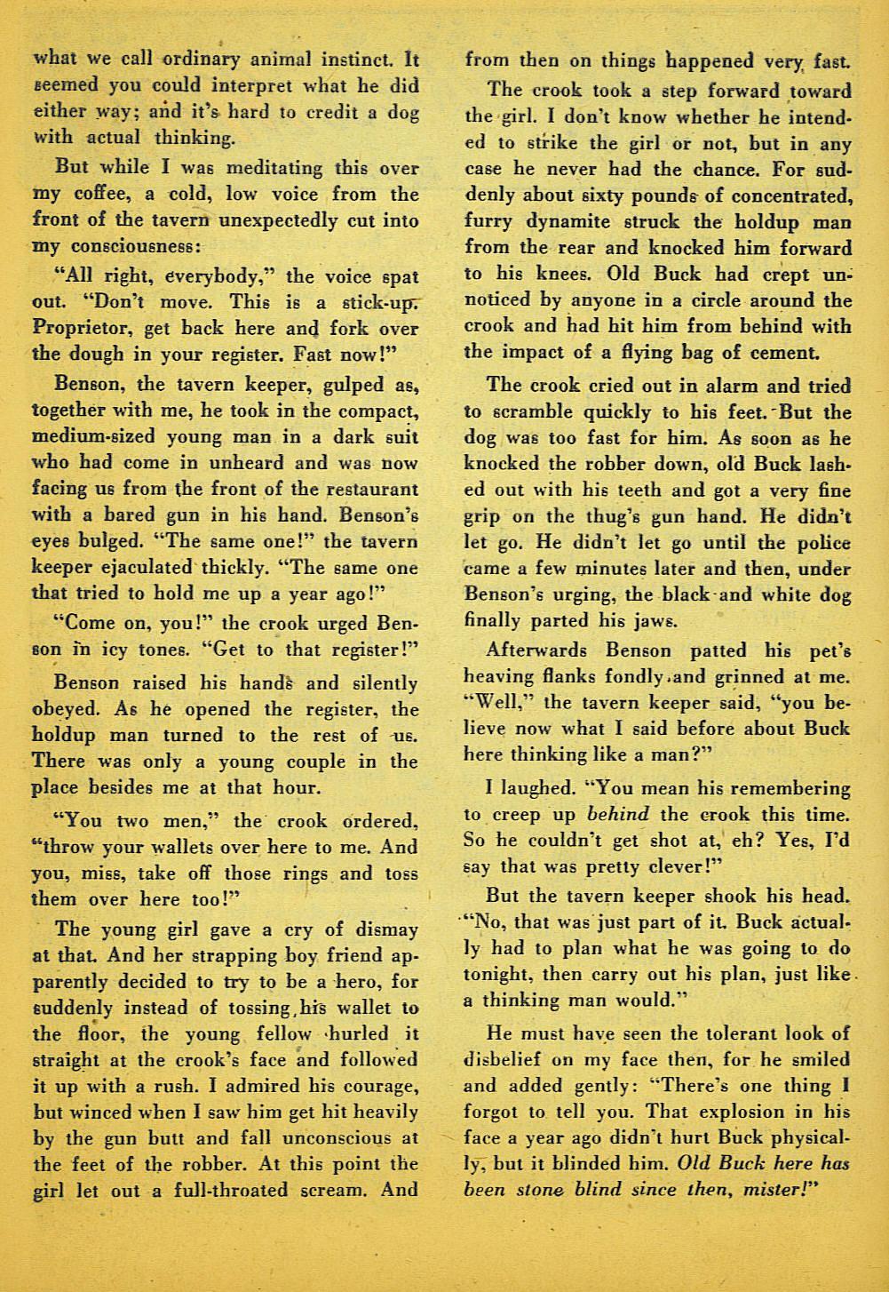Read online Sensation (Mystery) Comics comic -  Issue #66 - 40