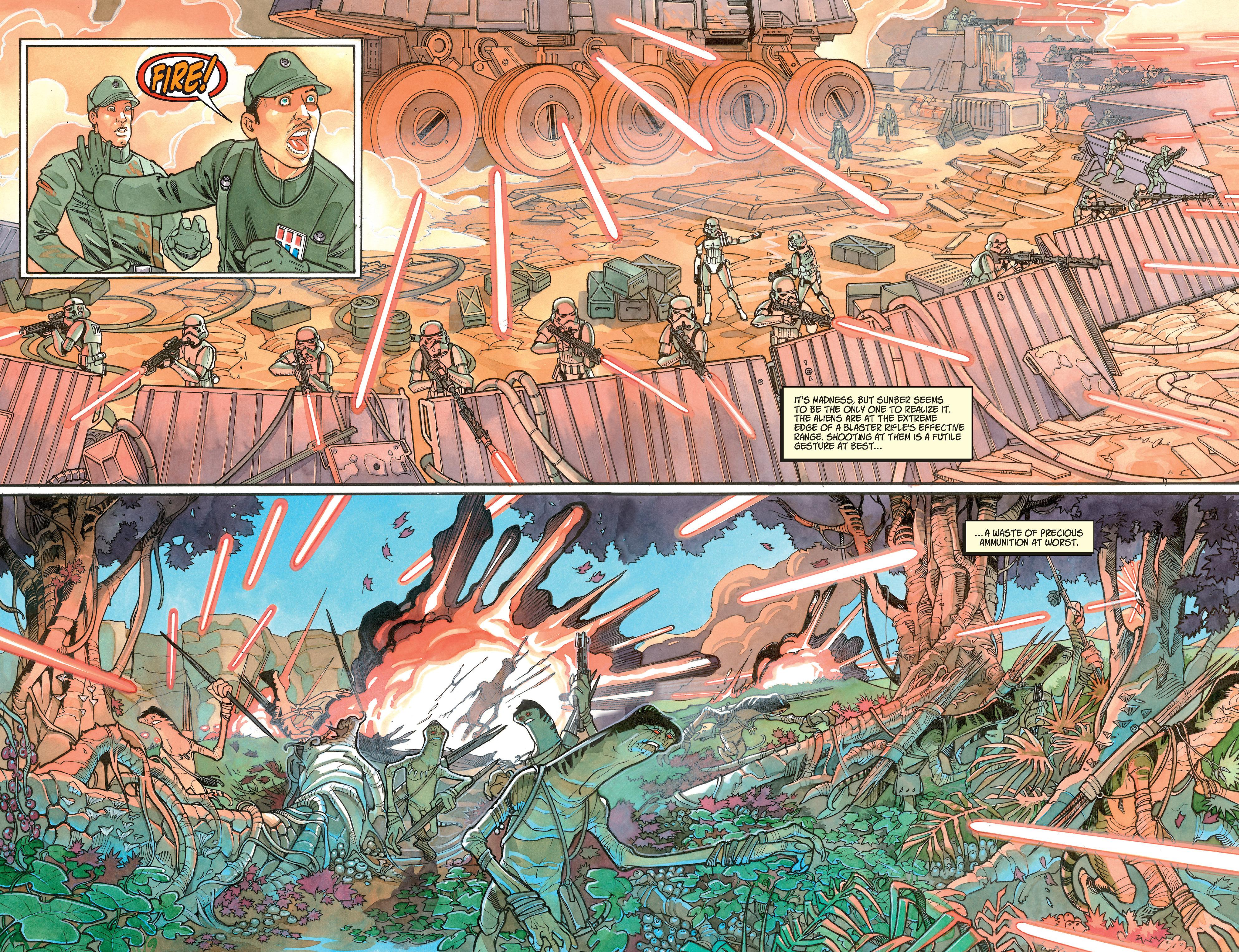 Read online Star Wars Omnibus comic -  Issue # Vol. 22 - 159