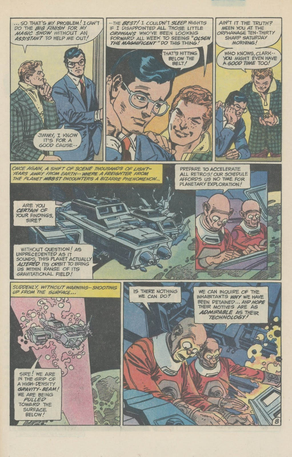 Read online Superman Special (1983) comic -  Issue #2 - 10
