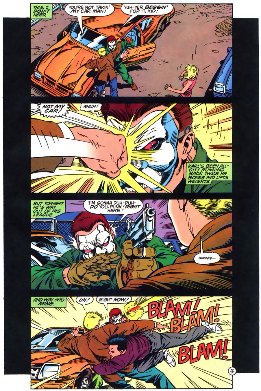 Comic Batman: Knightfall issue 42