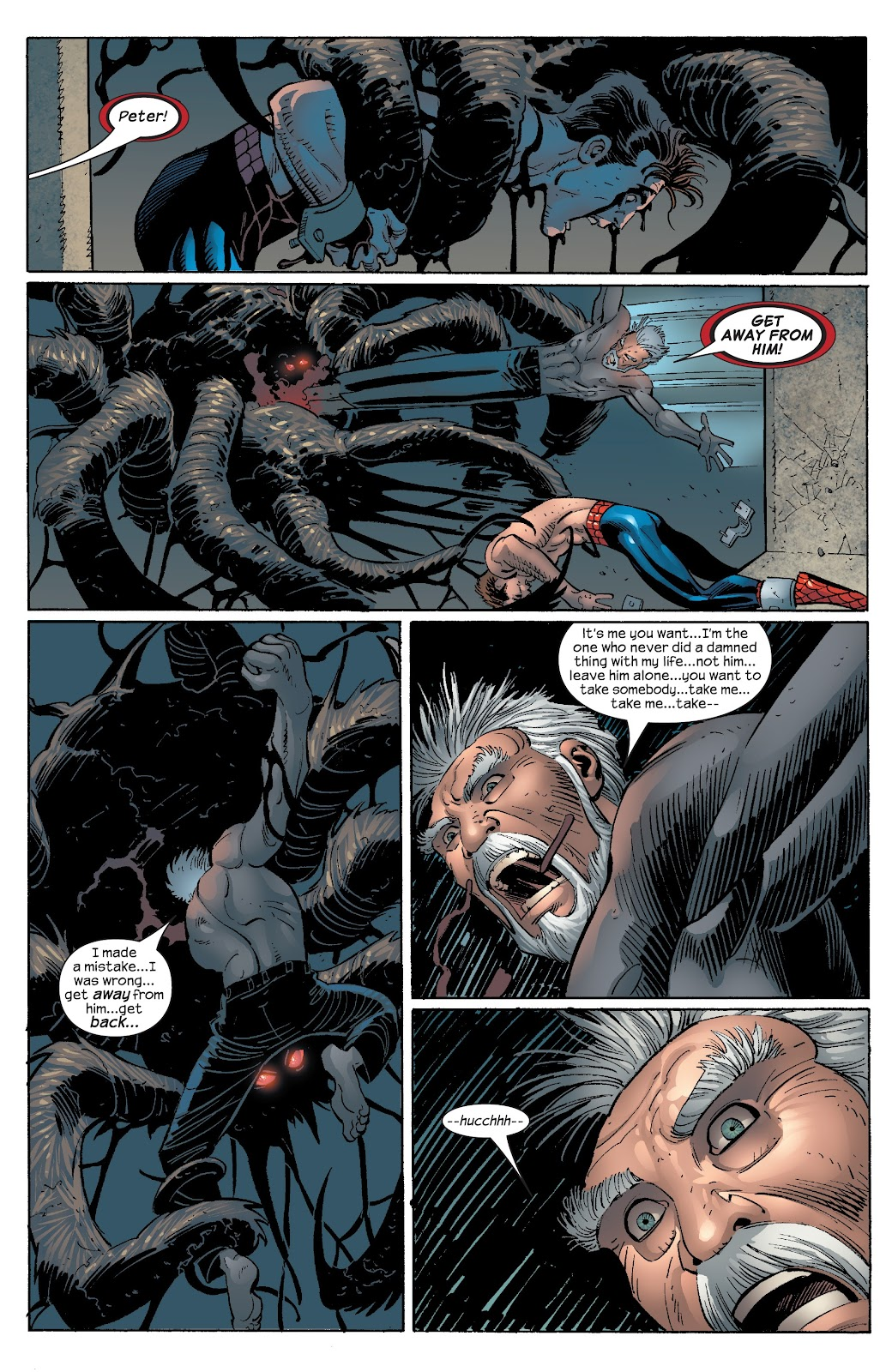 The Amazing Spider-Man by JMS Ultimate Collection issue TPB 3 (Part 2) - Page 33