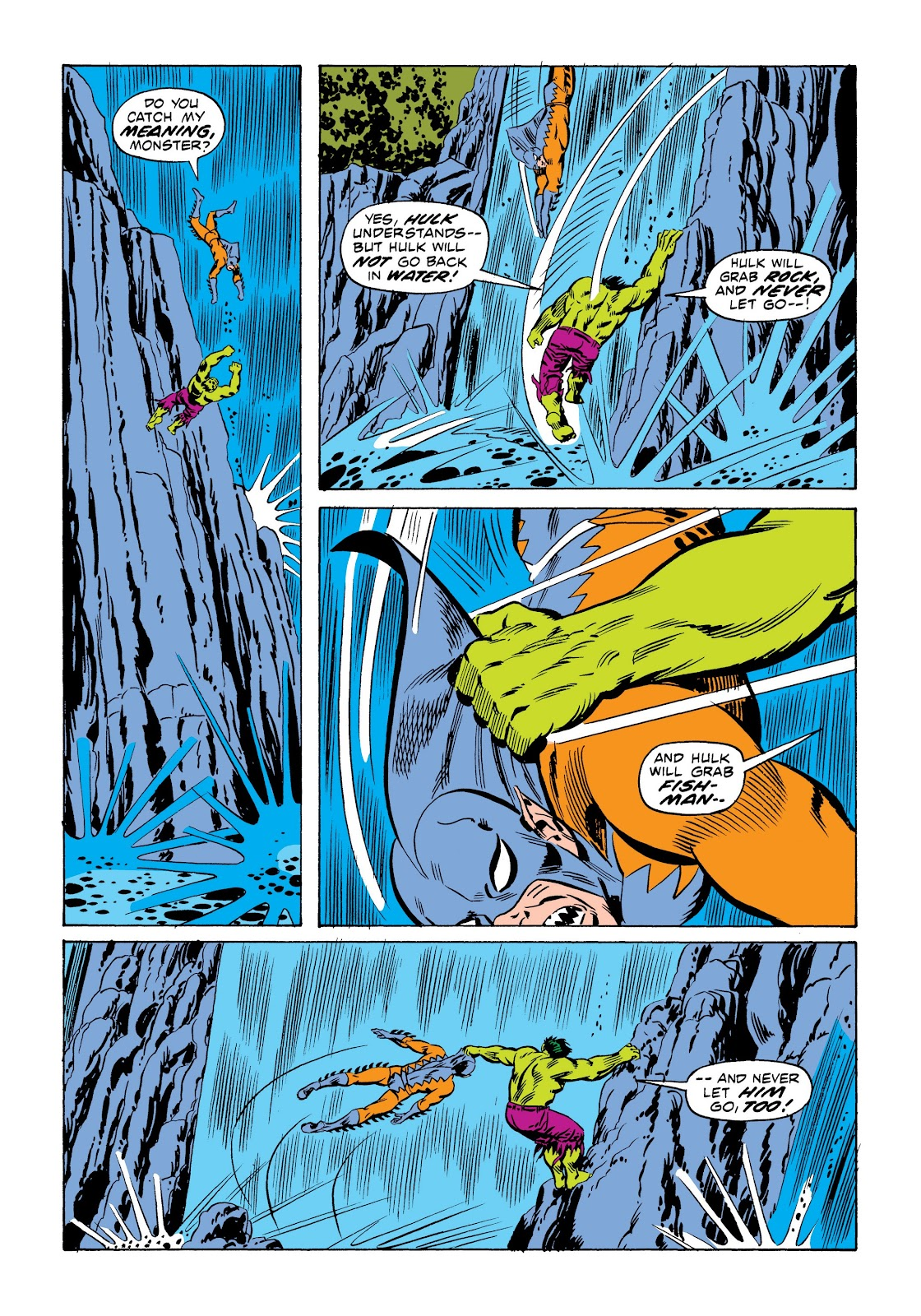 Read online Marvel Masterworks: The Incredible Hulk comic -  Issue # TPB 9 (Part 1) - 90