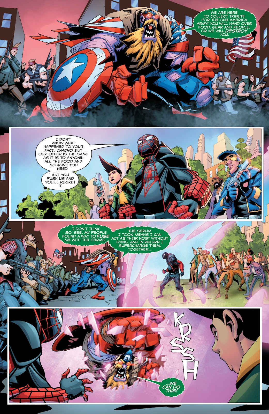 Read online Miles Morales: The End comic -  Issue # Full - 21