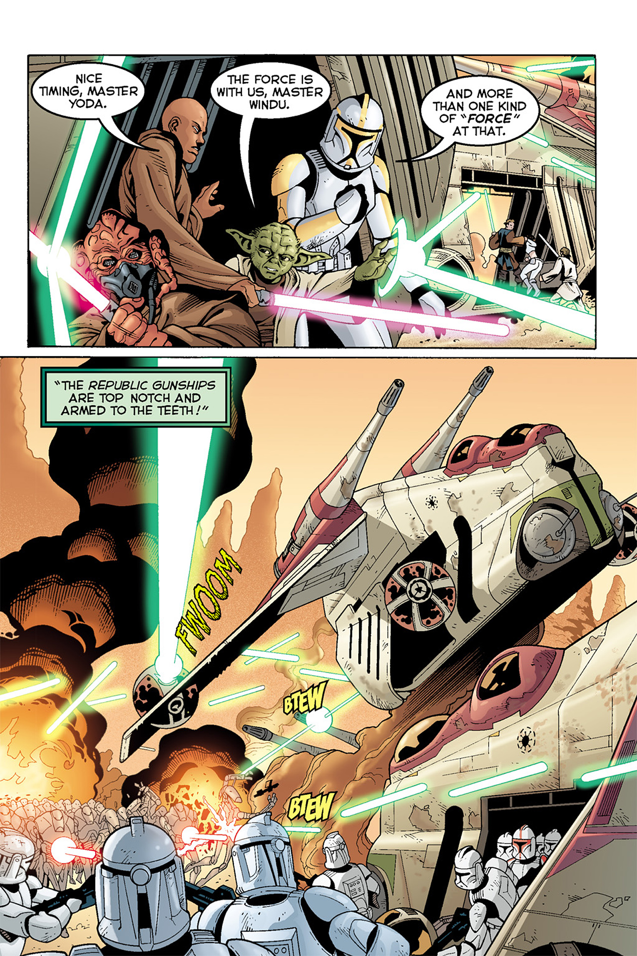 Read online Star Wars Omnibus comic -  Issue # Vol. 10 - 465