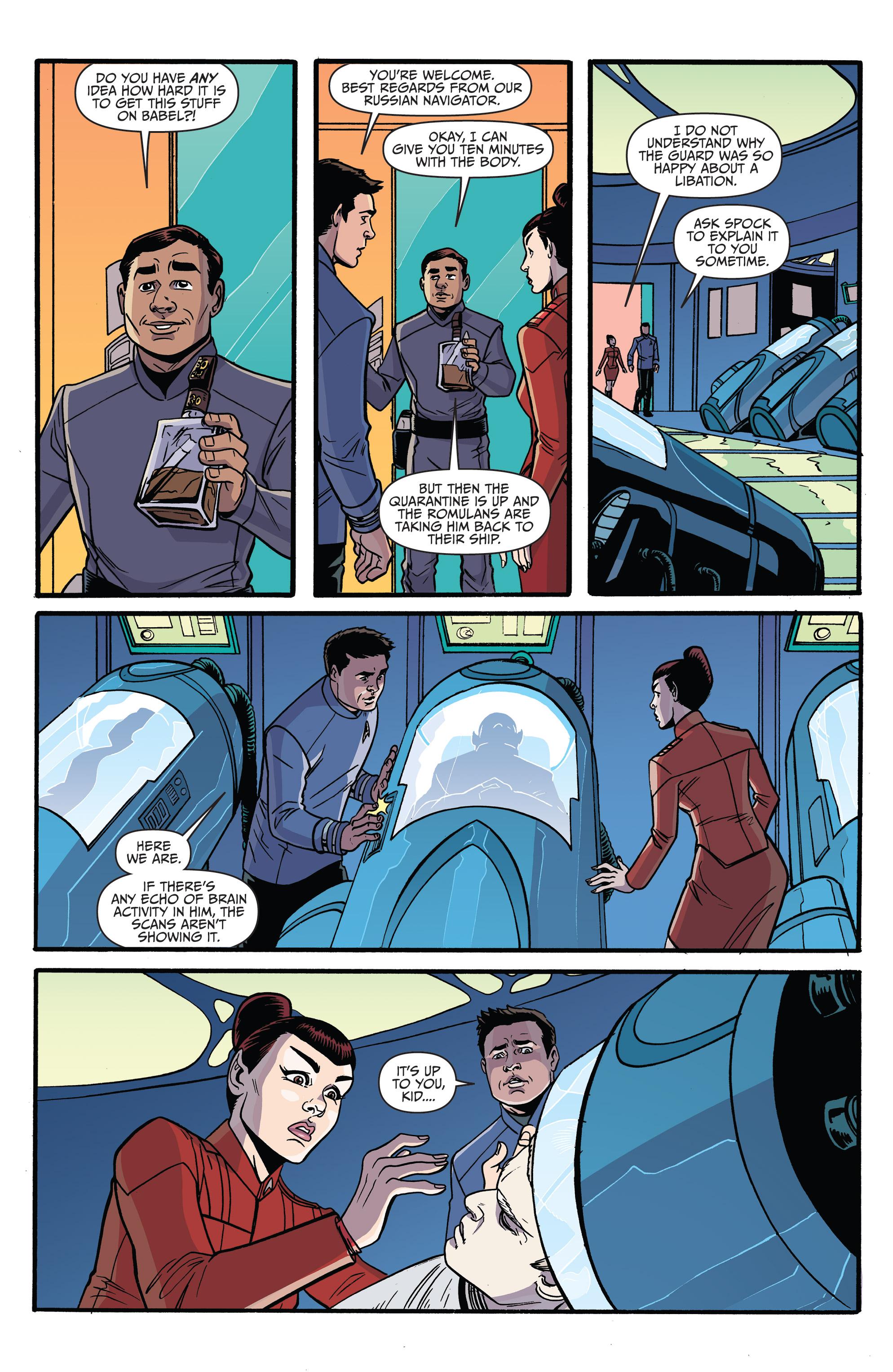 Read online Star Trek: Boldly Go comic -  Issue #8 - 12