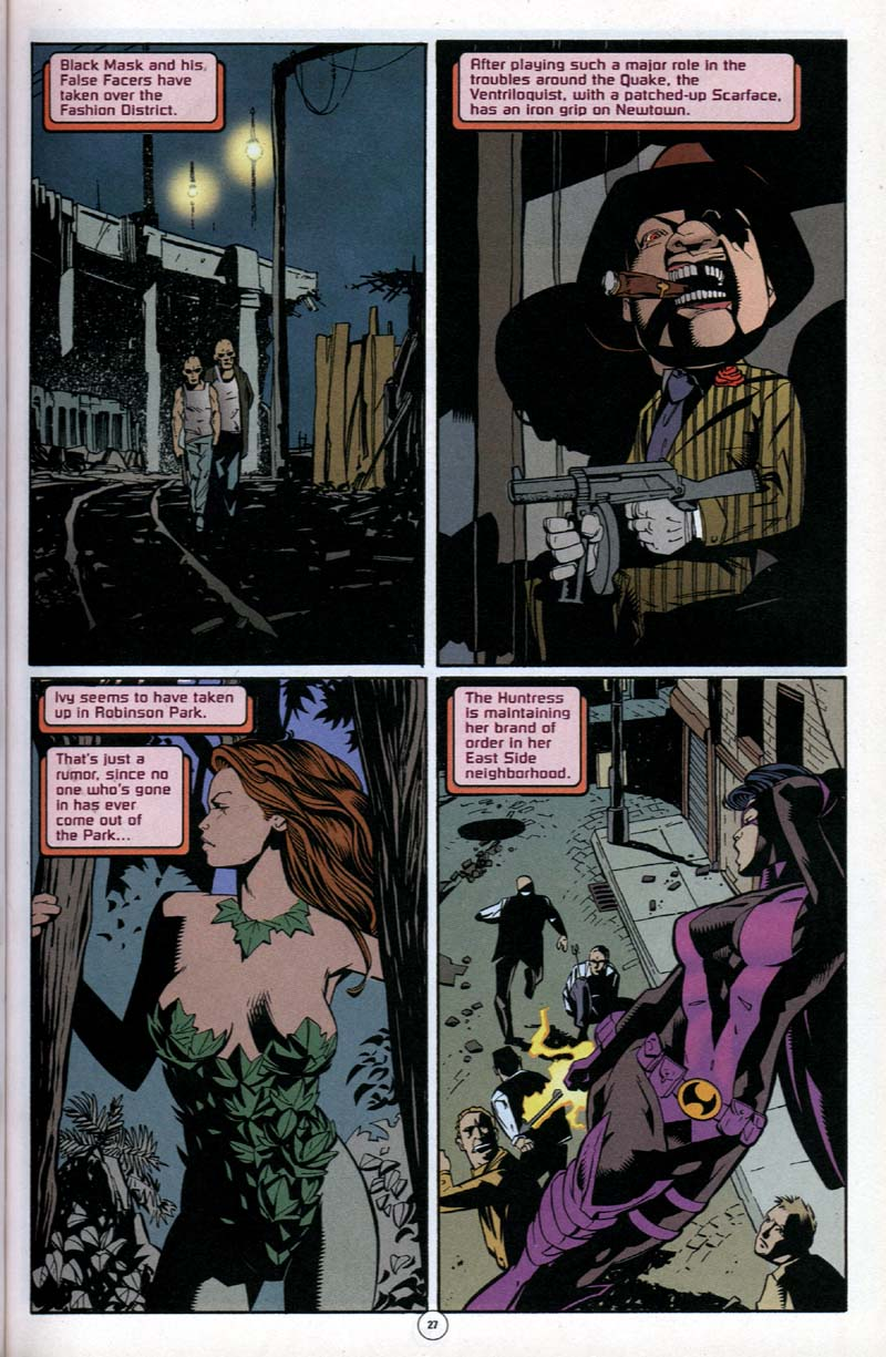 Read online Batman: No Man's Land comic -  Issue #1 - 22