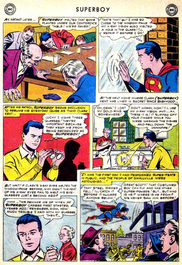 Superboy (1949) issue 70 - Page 20