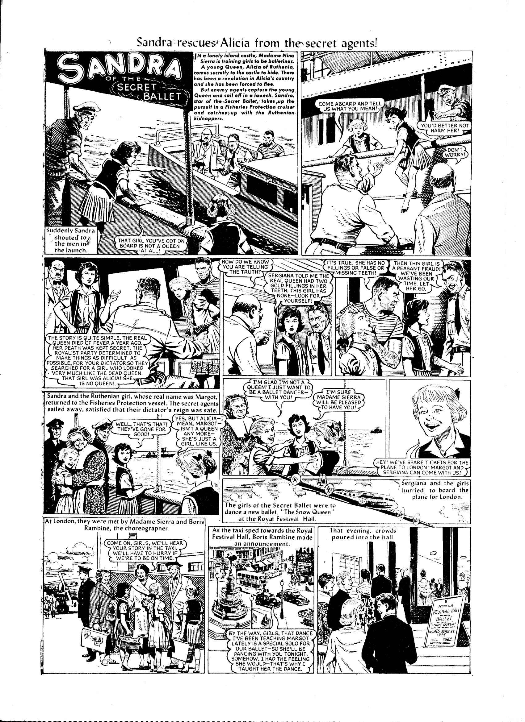 Read online Judy comic -  Issue #38 - 12