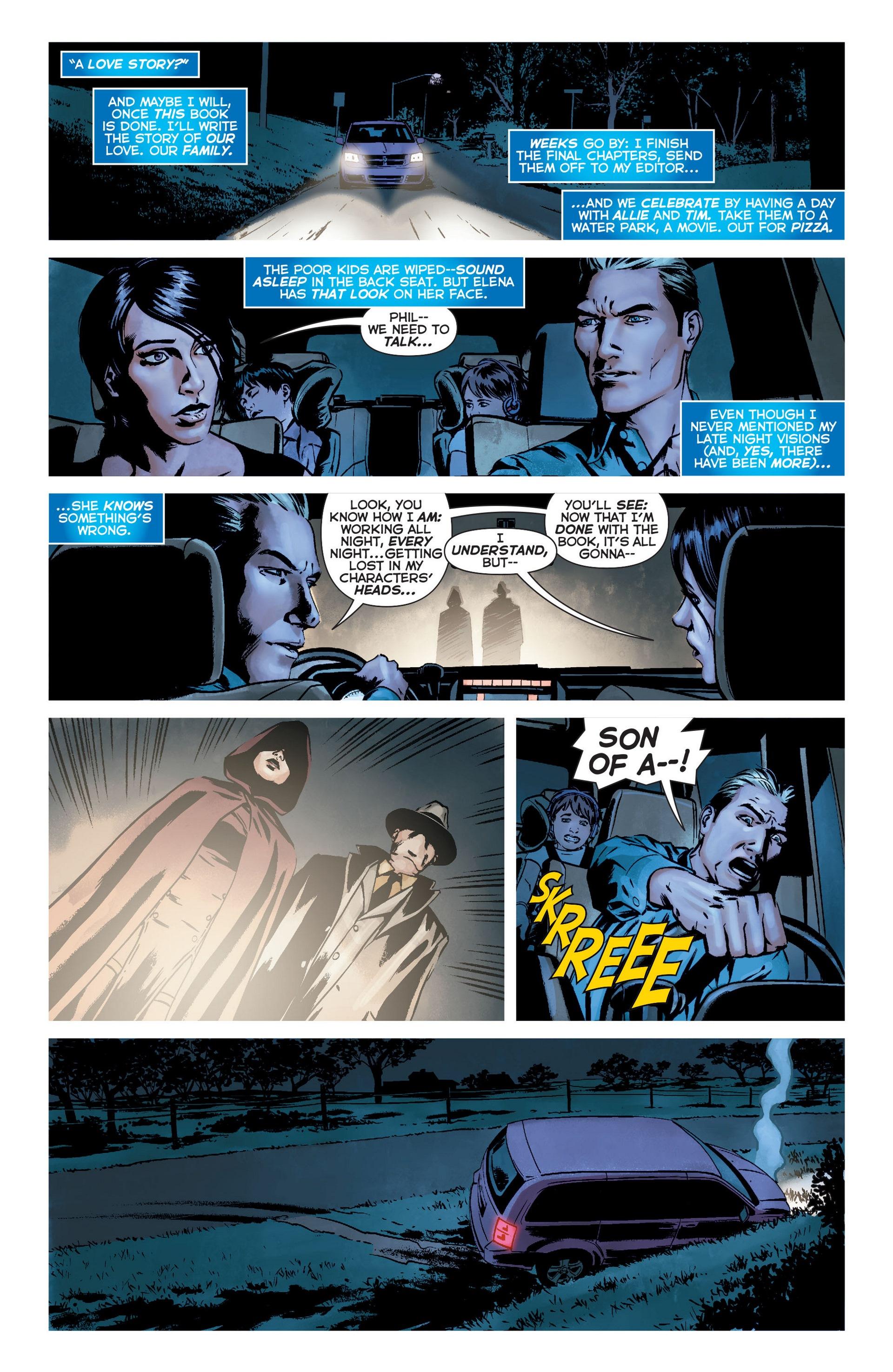 Read online Trinity of Sin: The Phantom Stranger comic -  Issue #22 - 9