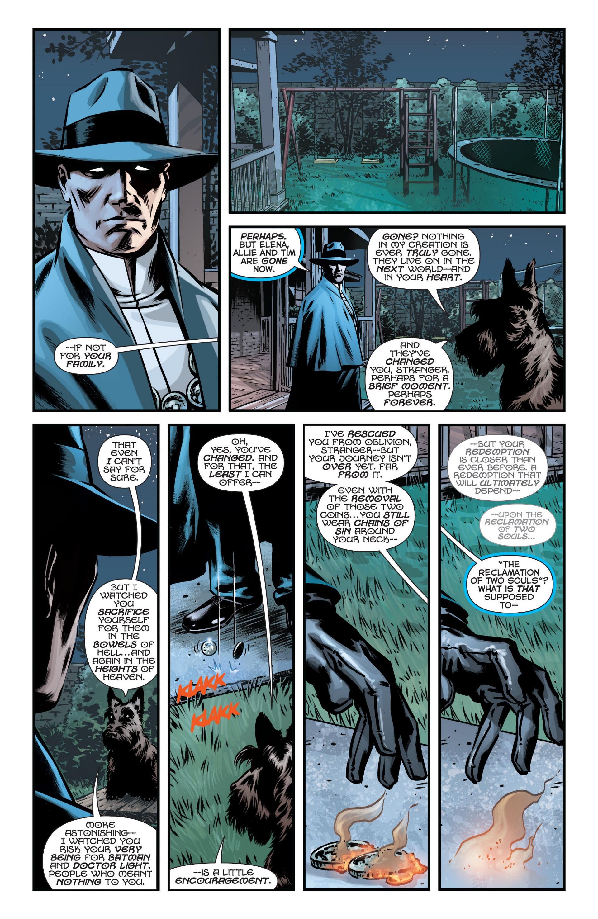 Read online Trinity of Sin: The Phantom Stranger comic -  Issue #12 - 6