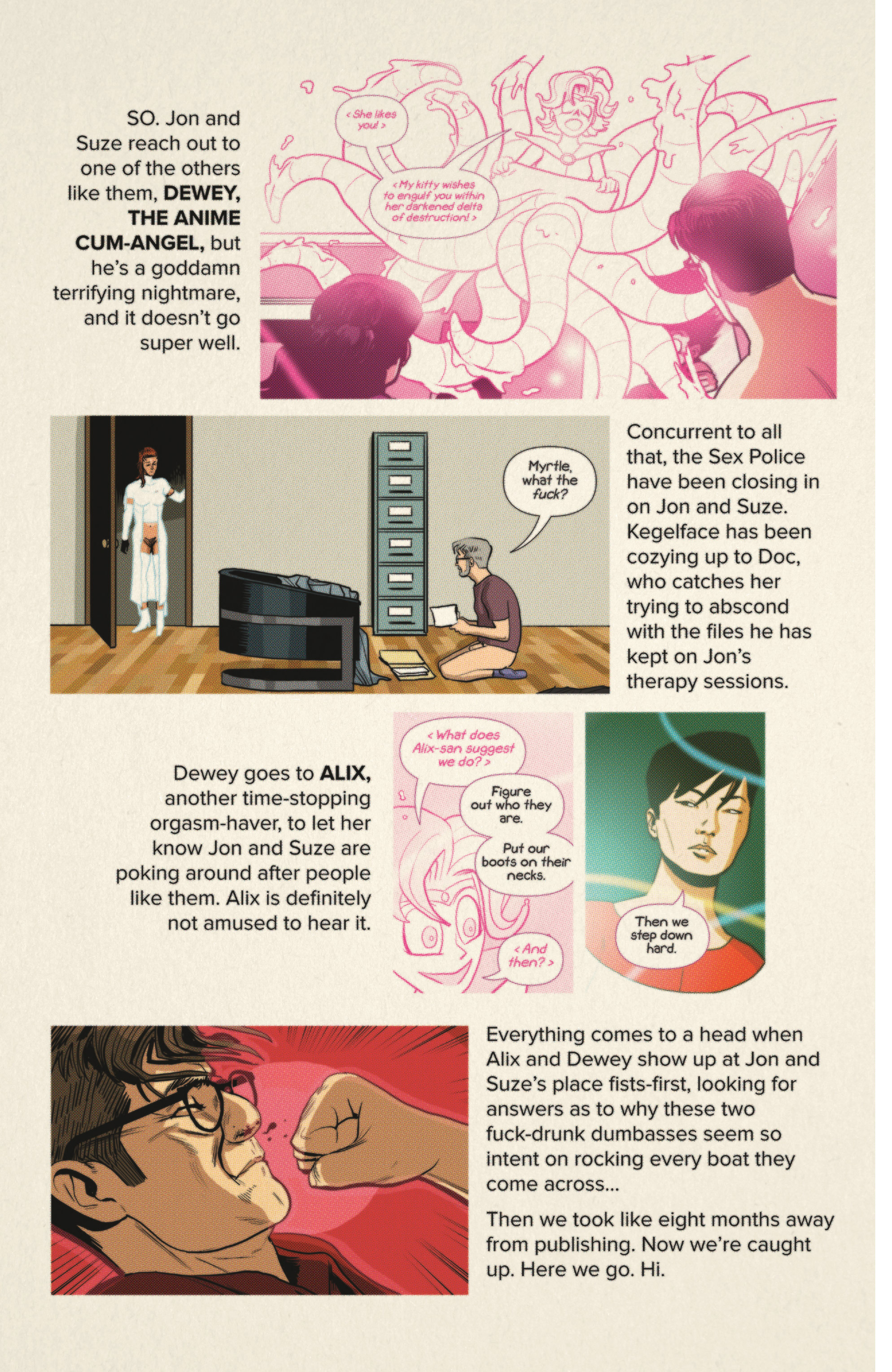 Read online Sex Criminals comic -  Issue #16 - 10