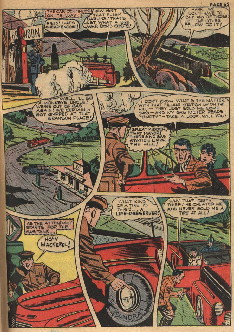 Zip Comics issue 31 - Page 65