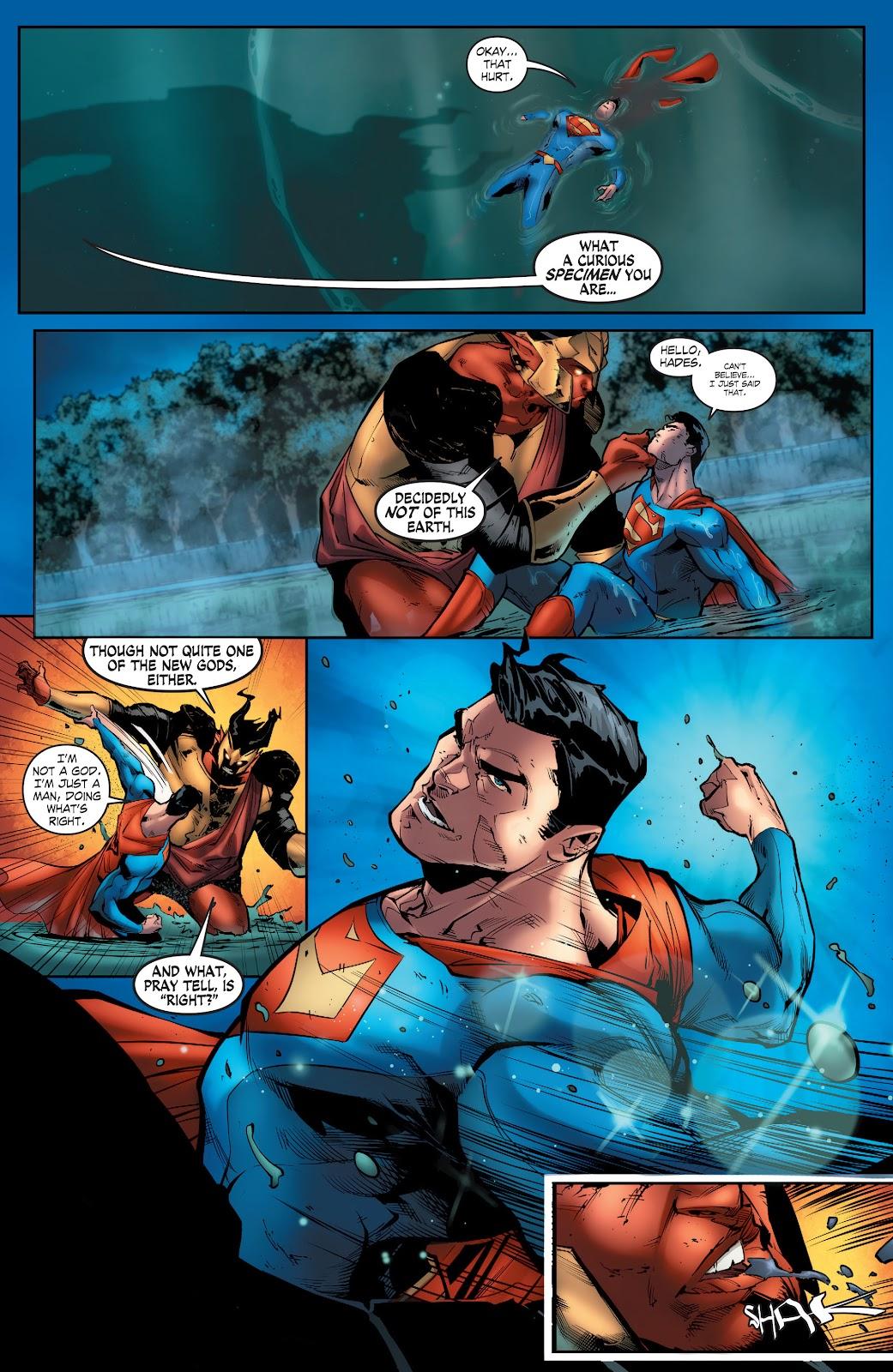 Read online Smallville Season 11 [II] comic -  Issue # TPB 5 - 109