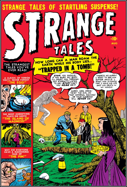 Strange Tales (1951) 2 Page 1