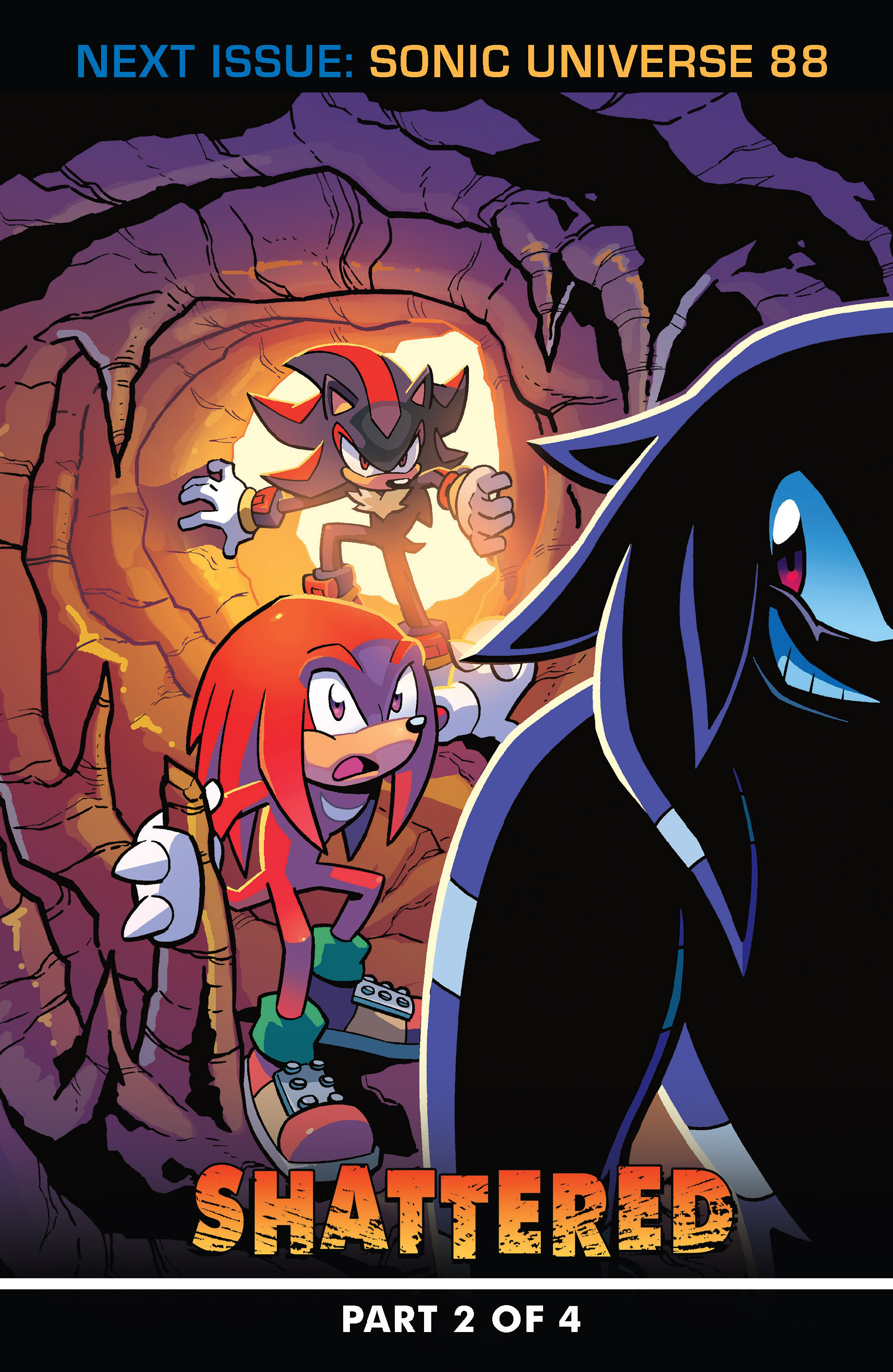 Read online Sonic Universe comic -  Issue #87 - 25