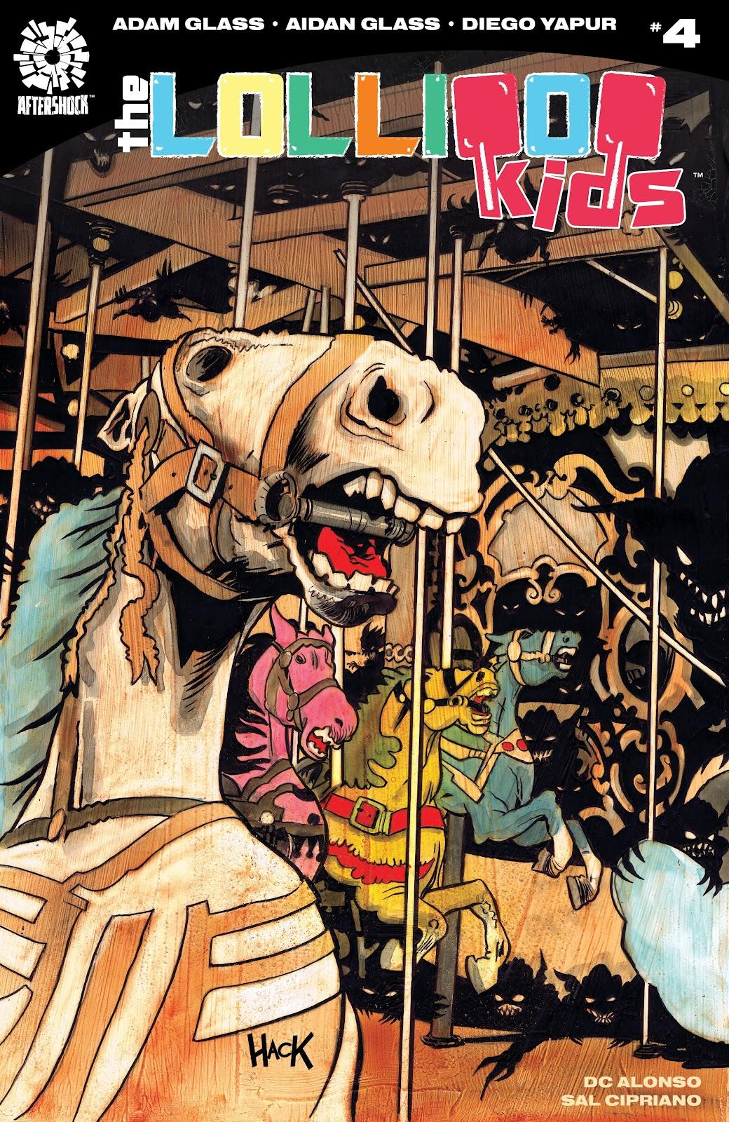 Read online Lollipop Kids comic -  Issue #4 - 1
