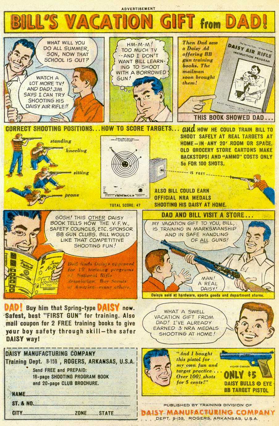 Read online Action Comics (1938) comic -  Issue #255 - 34
