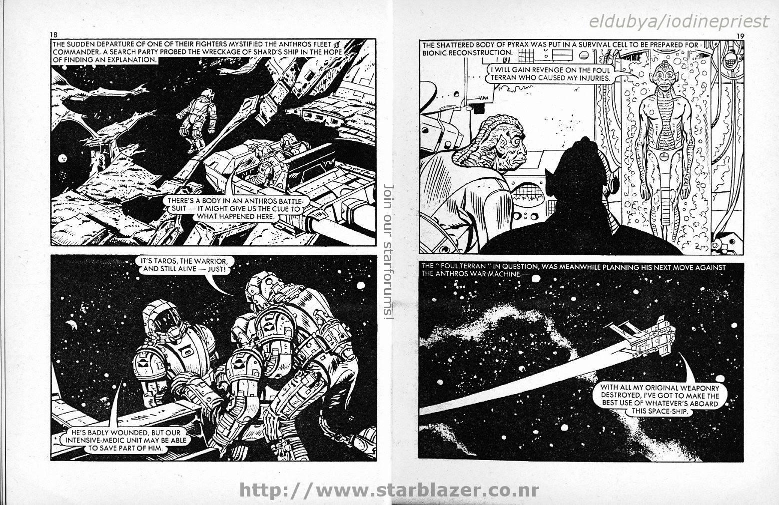 Starblazer issue 114 - Page 11