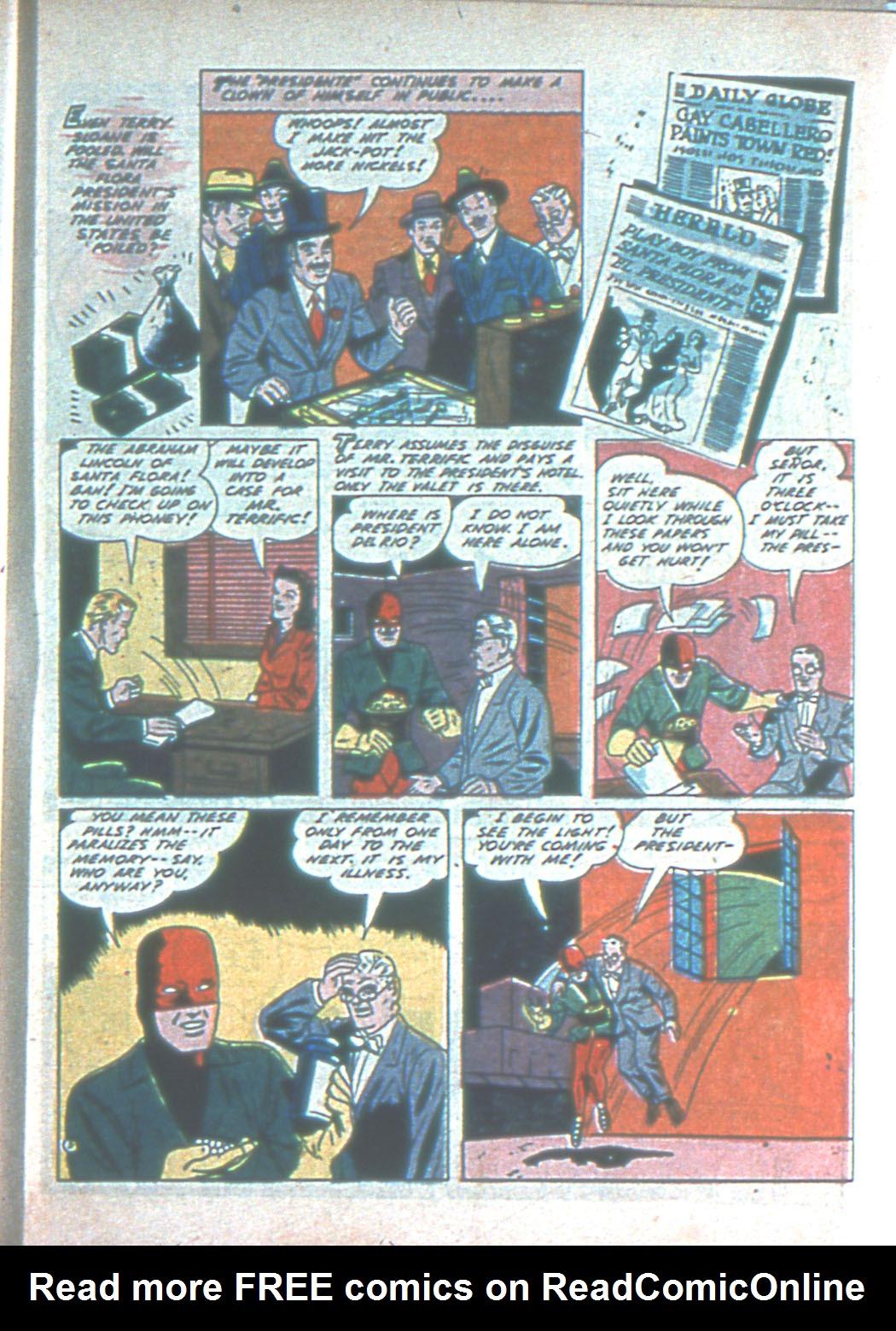 Read online Sensation (Mystery) Comics comic -  Issue #3 - 29