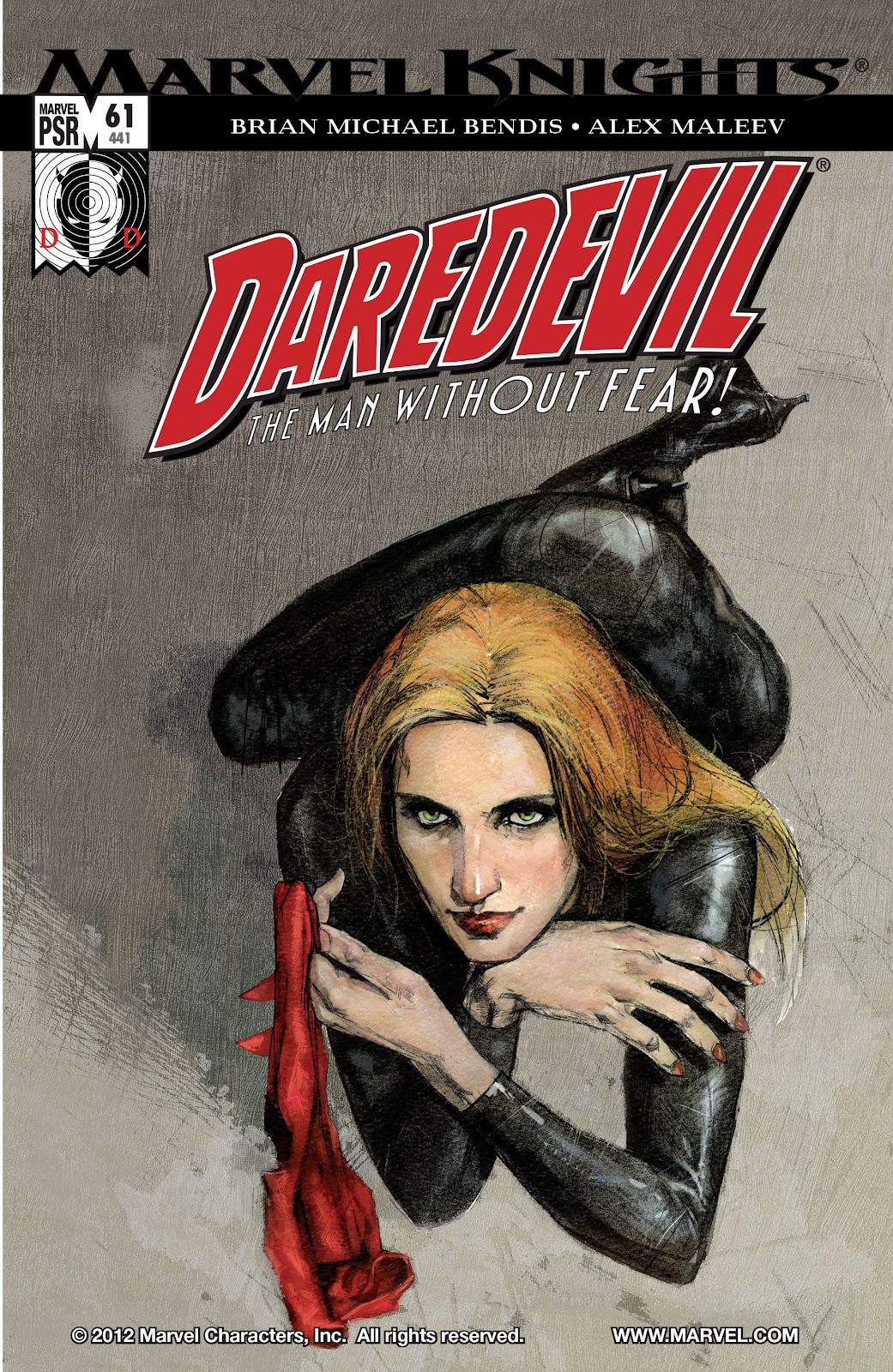 Read online Daredevil (1998) comic -  Issue # _Ultimate_Collection TPB 2 (Part 4) - 40