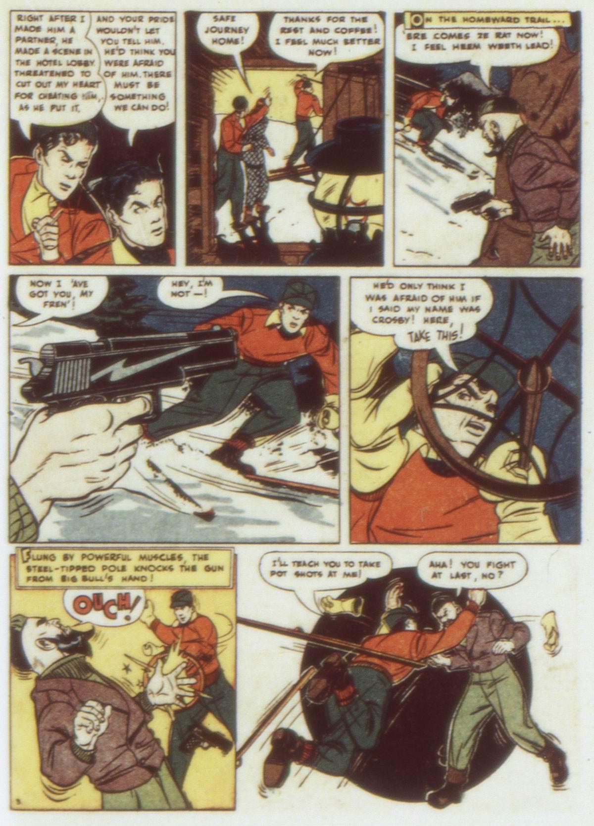 Read online Detective Comics (1937) comic -  Issue #58 - 33