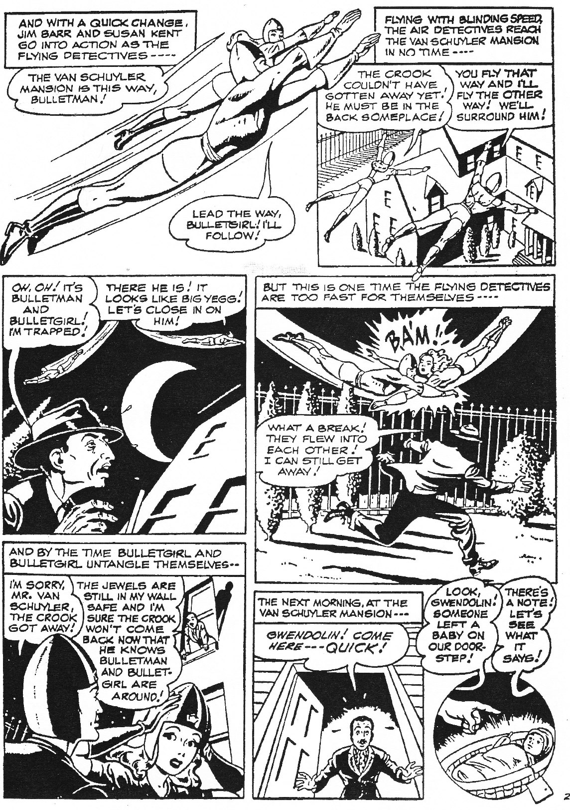 Read online Men of Mystery Comics comic -  Issue #63 - 28