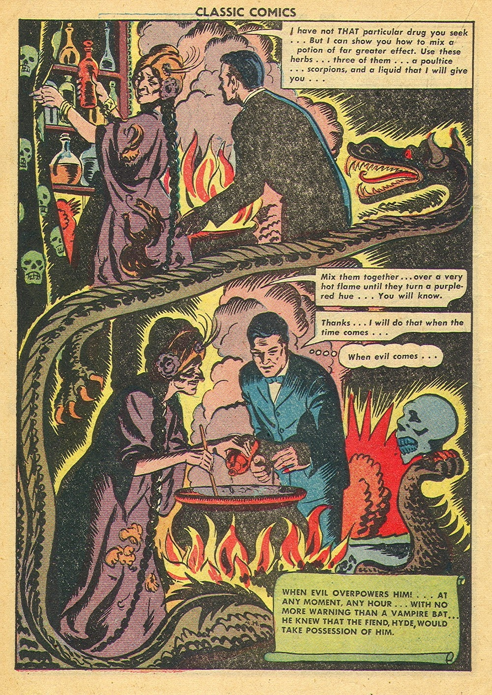 Classics Illustrated issue 13 - Page 36