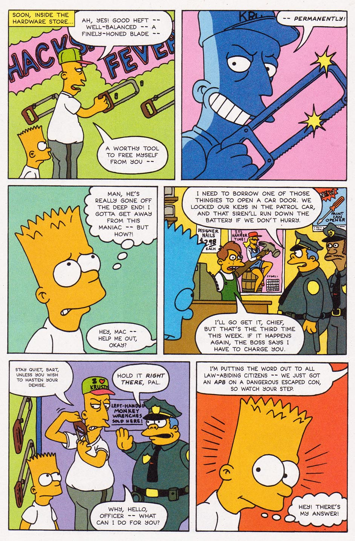 Read online Simpsons Comics comic -  Issue #2 - 22