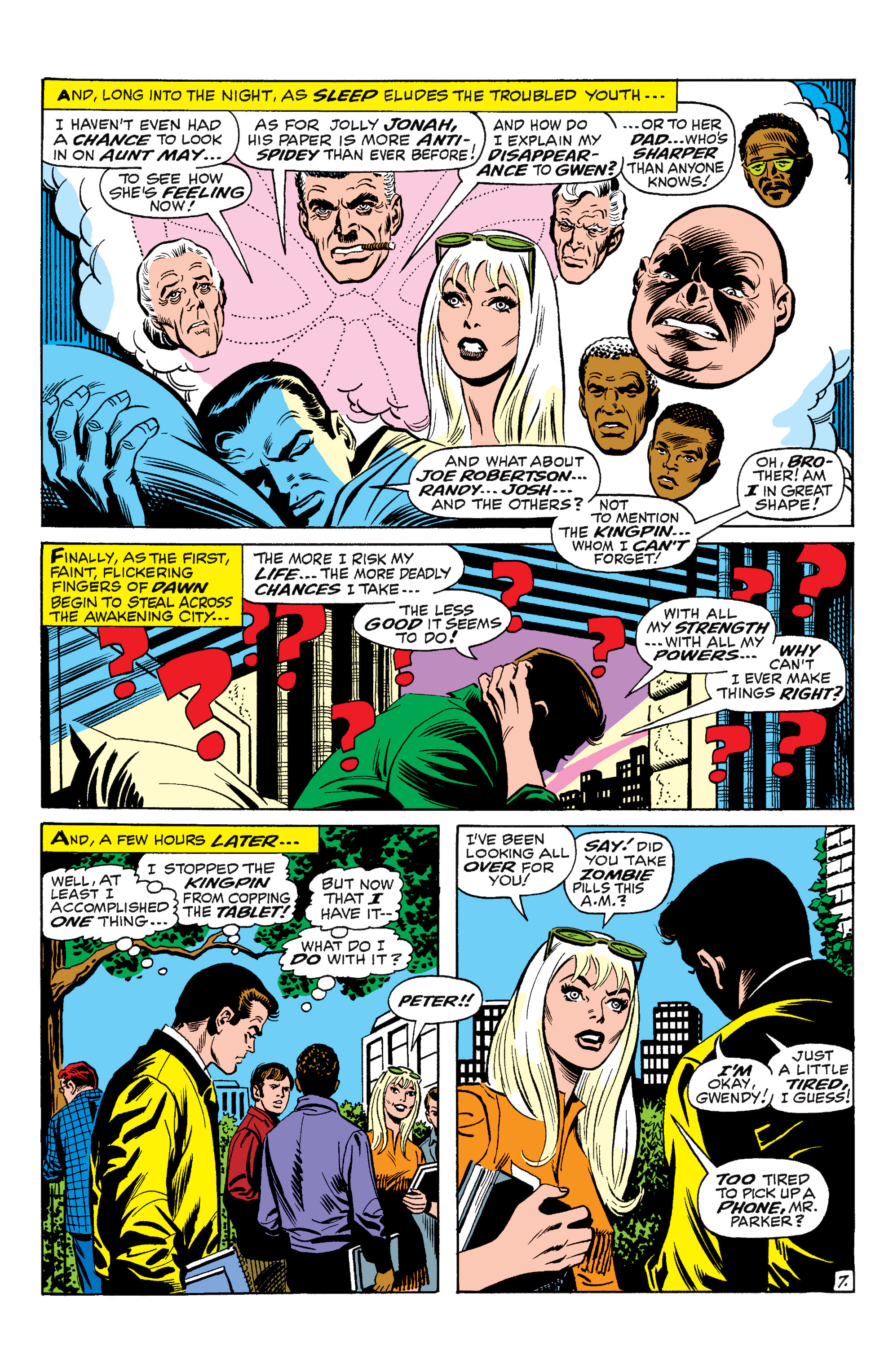 The Amazing Spider-Man (1963) 70 Page 7