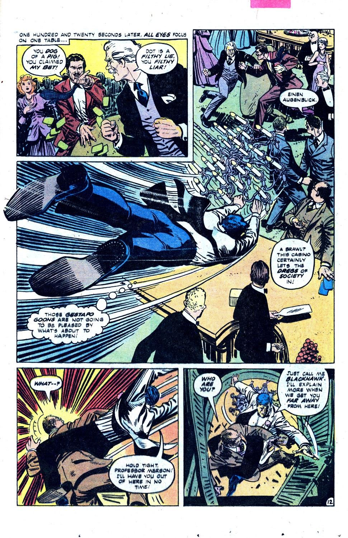 Read online Blackhawk (1957) comic -  Issue #252 - 16