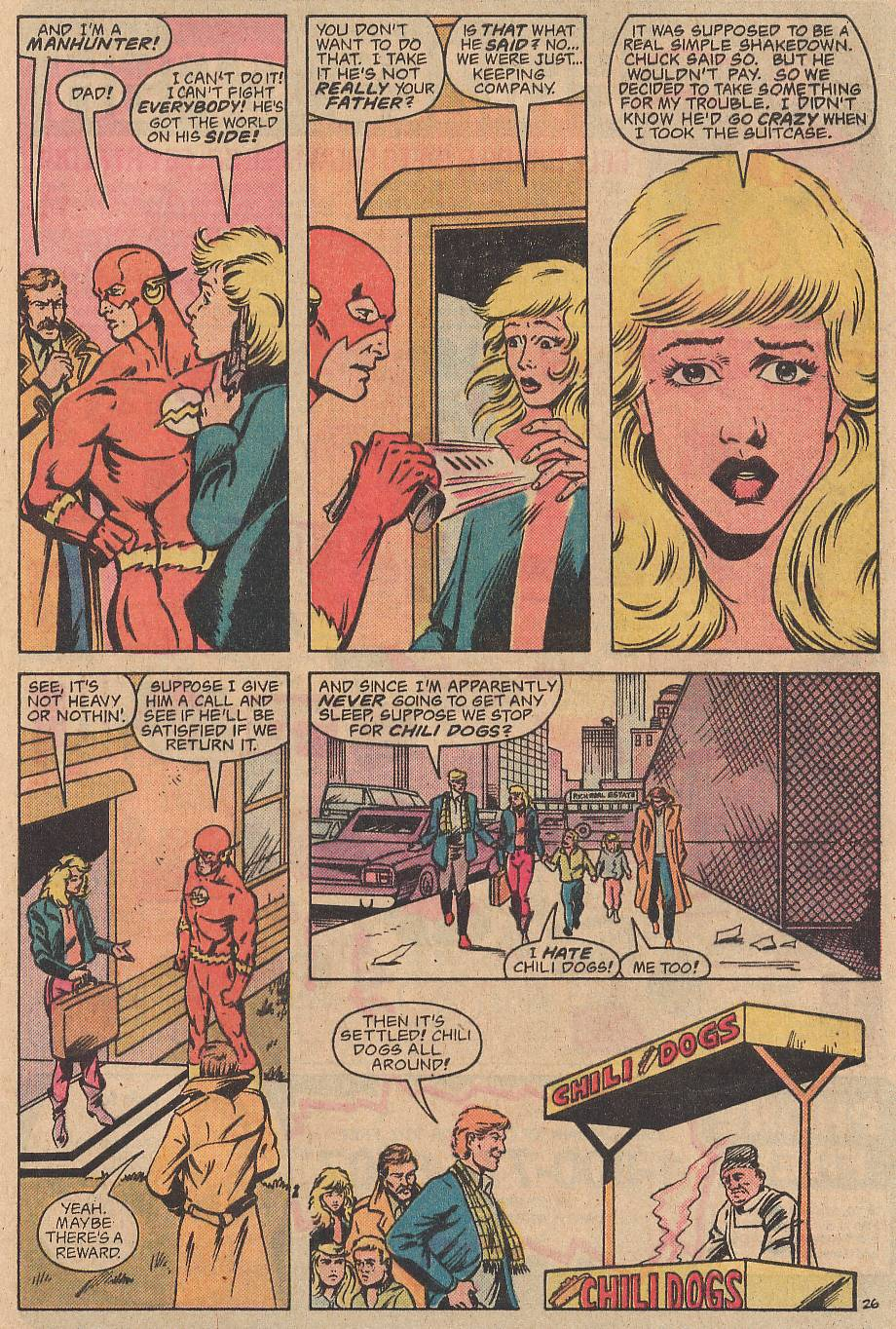 Read online The Flash (1987) comic -  Issue # _Annual 2 - 27
