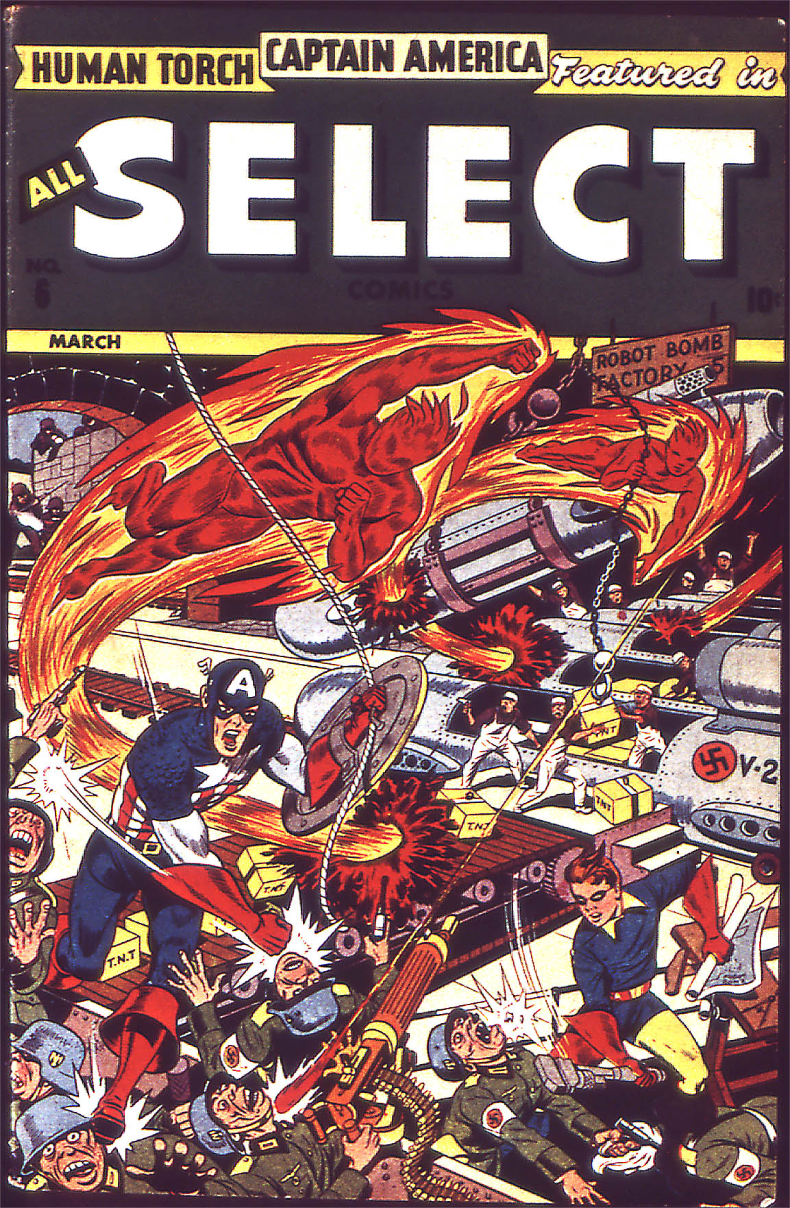 Read online All-Select Comics comic -  Issue #6 - 2