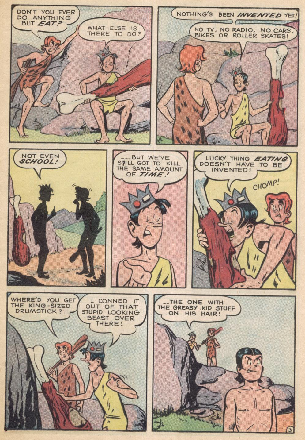 Read online Archie (1960) comic -  Issue #137 - 5