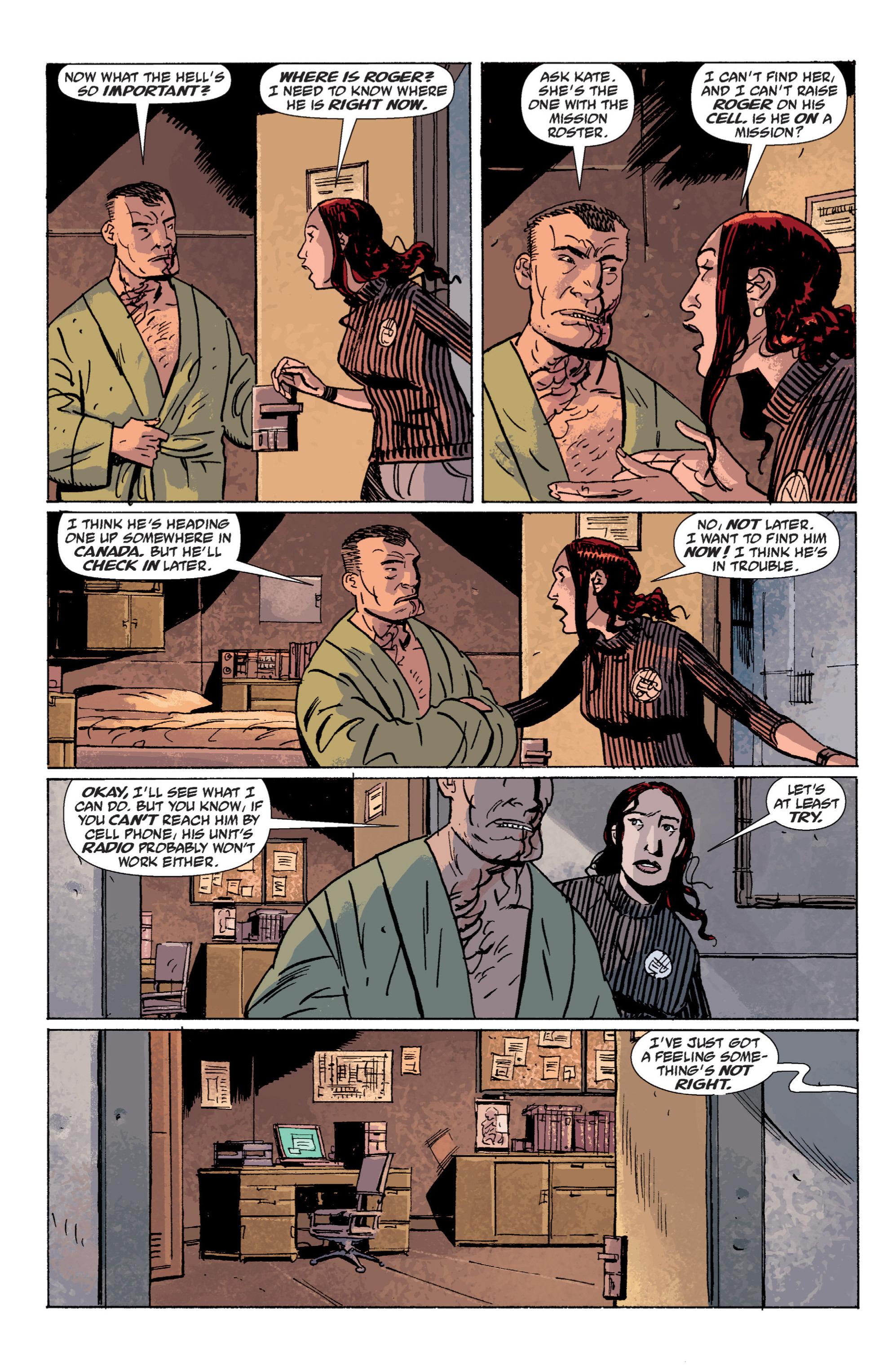 Read online B.P.R.D. (2003) comic -  Issue # TPB 5 - 75