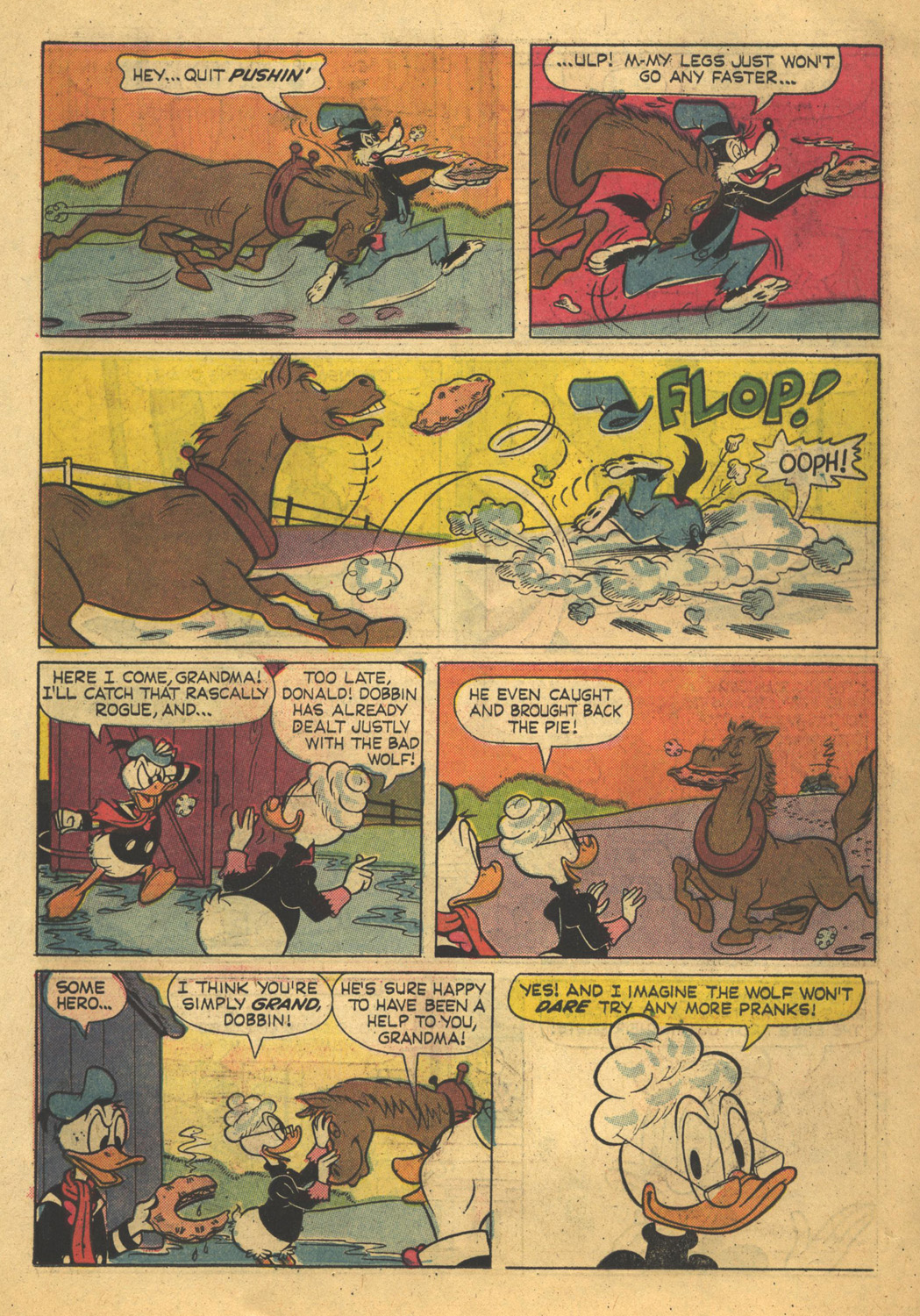 Comic Donald Duck (1962) issue 15